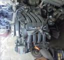 Motor skoda oct...