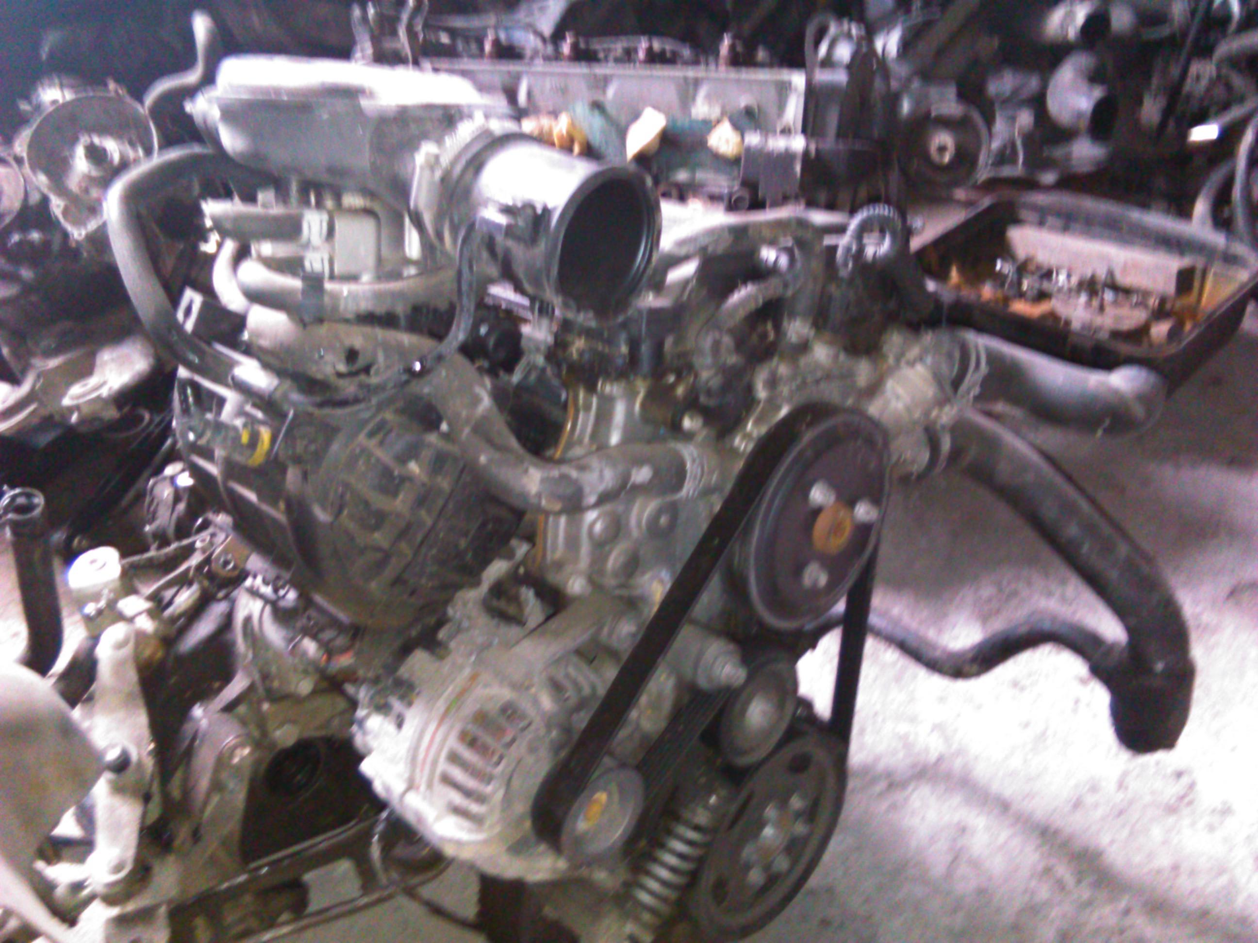 Motor Opel Corsa c 1.0 z10xe