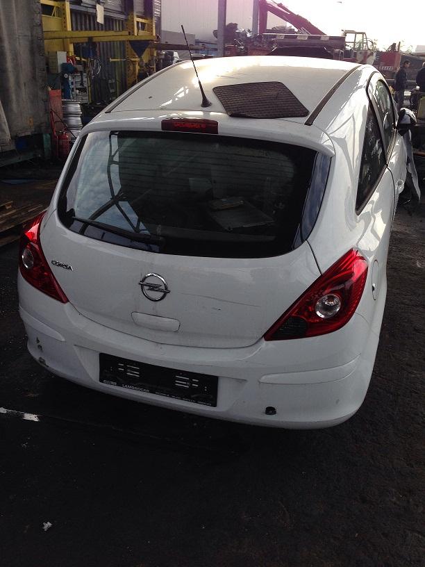 Dezmembrez Opel Corsa D 2012 1.0 A10XEP