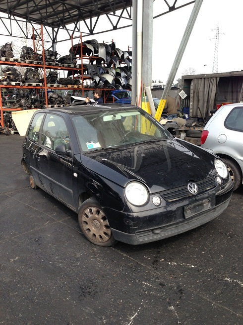 Dezmembrez Volkswagen Lupo