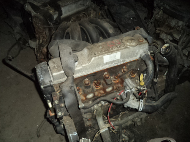 Motor 1.8d RTJ Ford Fiesta 44kW, 60Cp, 1753 cmc