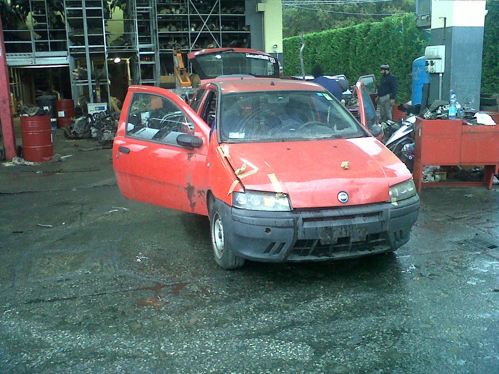 Dezmembrari Fiat Punto 1.2, 1.3jtd, 1.9d, 1.9jtd