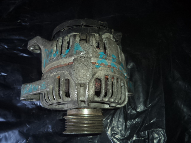 Alternator Fiat Multipla 1.6, 1.6 16V, Stilo 1.6 16V, Lancia Lybra 1.6 16V cod 0124325058