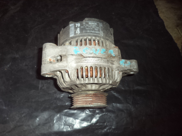 Alternator Honda Accord V 2.0 i, 2.3 i SR, 1.9 i, 2.2 i VTEC cod 0123115009