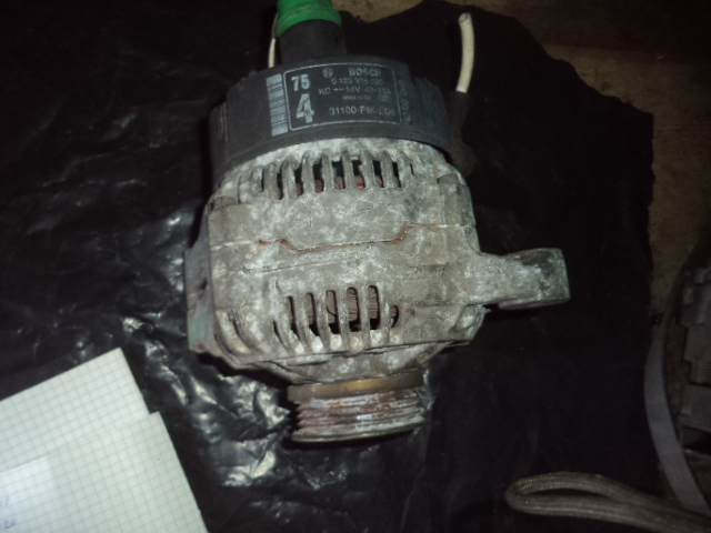 Alternator Honda Civic VI 1.4 16V, 1.5 16V, 1.6 16V cod 0123315020