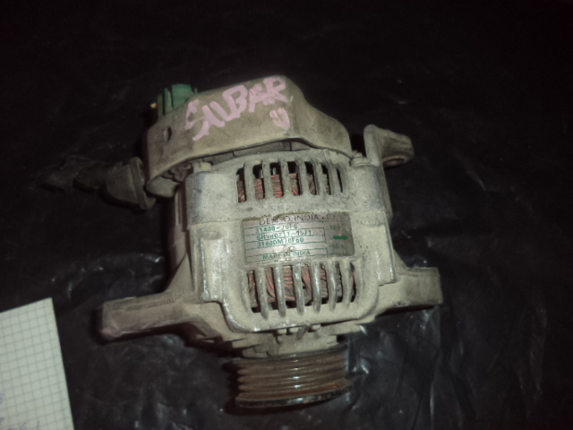 Alternator Suzuki Alto 1.0, Swift 1.3, 1.6, Vitara 1.6 cod 31400-70f6
