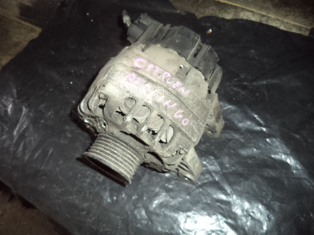 Alternator Citroen Berlingo 1.1, 1.4, 1.3, 1.9D, Jumpy 2.0, 2.0 16V, Xsara 1.6 16V cod 9642879980