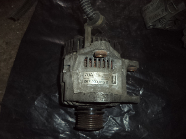 Alternator Seat Arosa 1.0, 1.4, 1.4 16V, Cordoba 1.4 16V, Vw Lupo 1.0 cod 047903015G