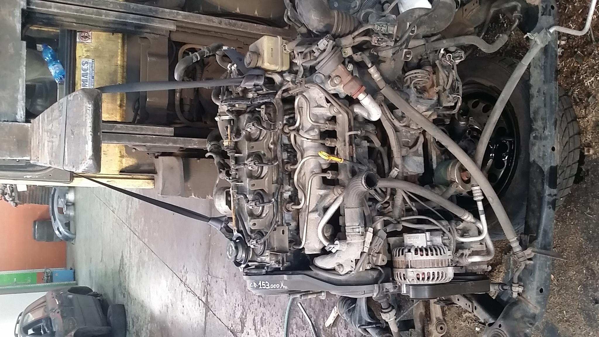 motor mazda 6 tip rc