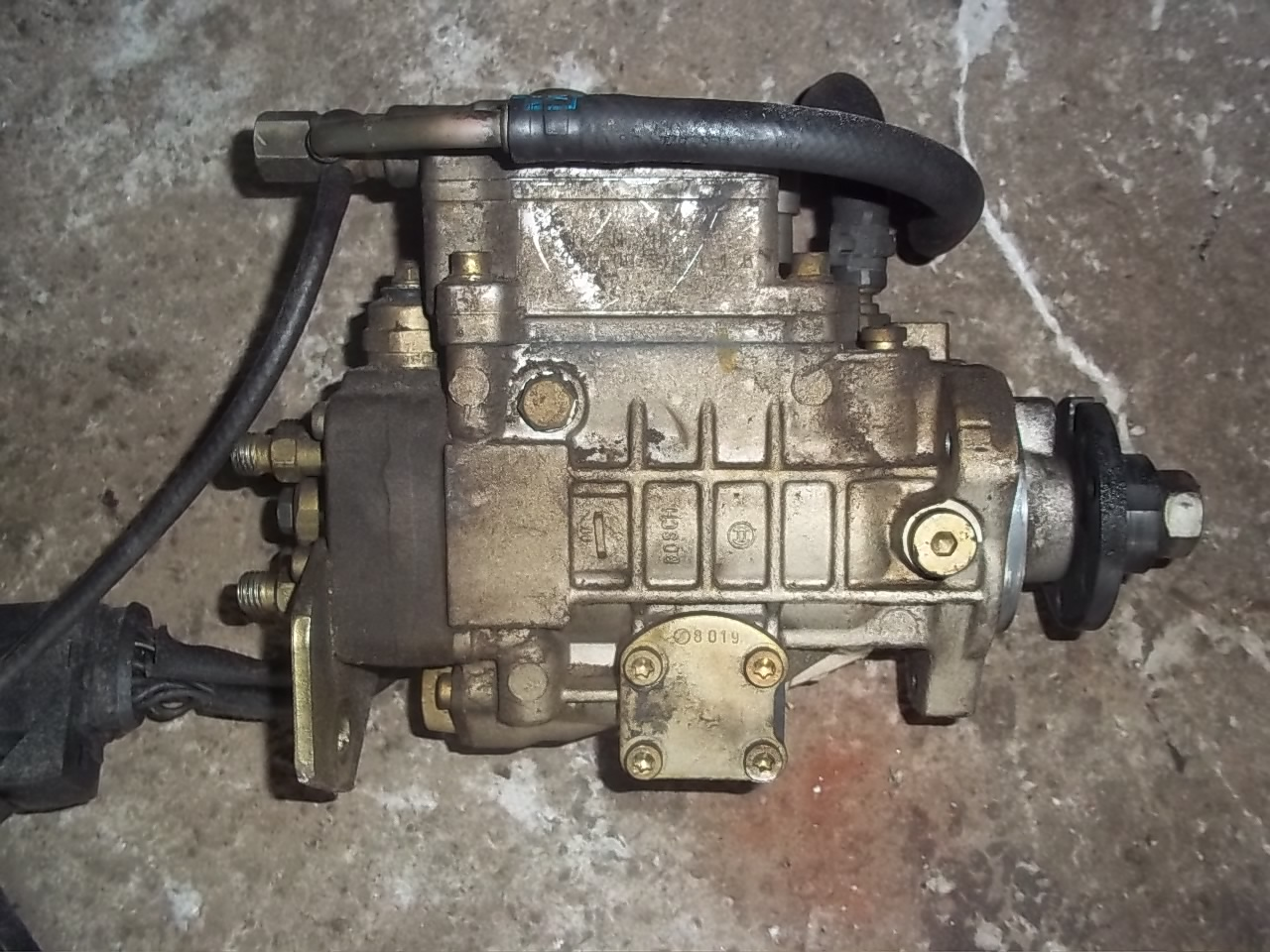 Pompa de injectie Vw Bora, Caddy II, Golf IV, Polo 1.9 TDI cod 0460404977