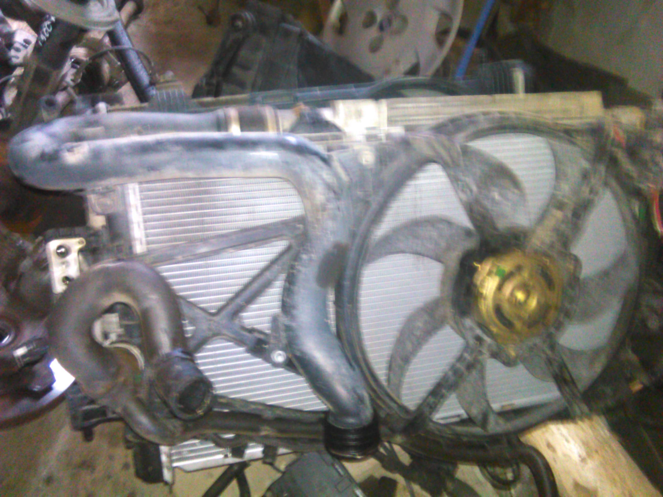 Radiator Apa Opel Corsa C 1.3cdti