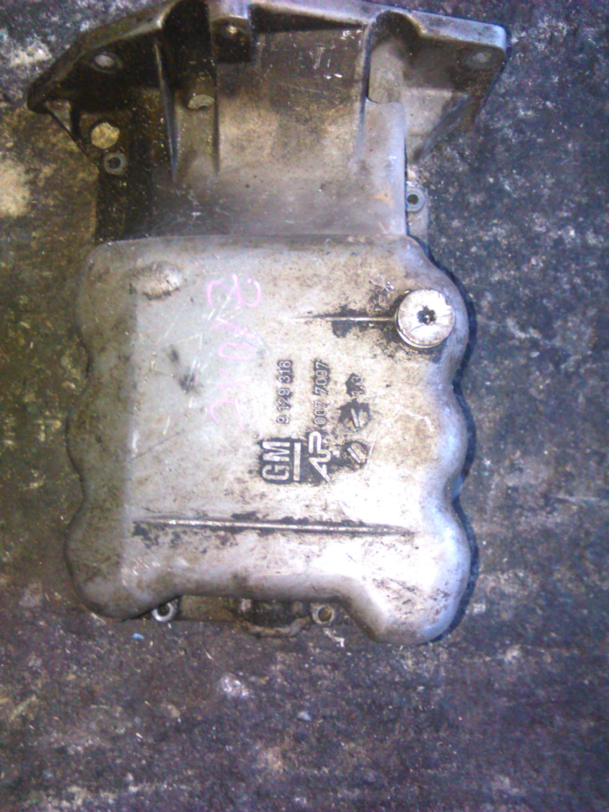 Baie de ulei Opel Agila, Opel Corsa C 1.0 Z10XE cod 9129316