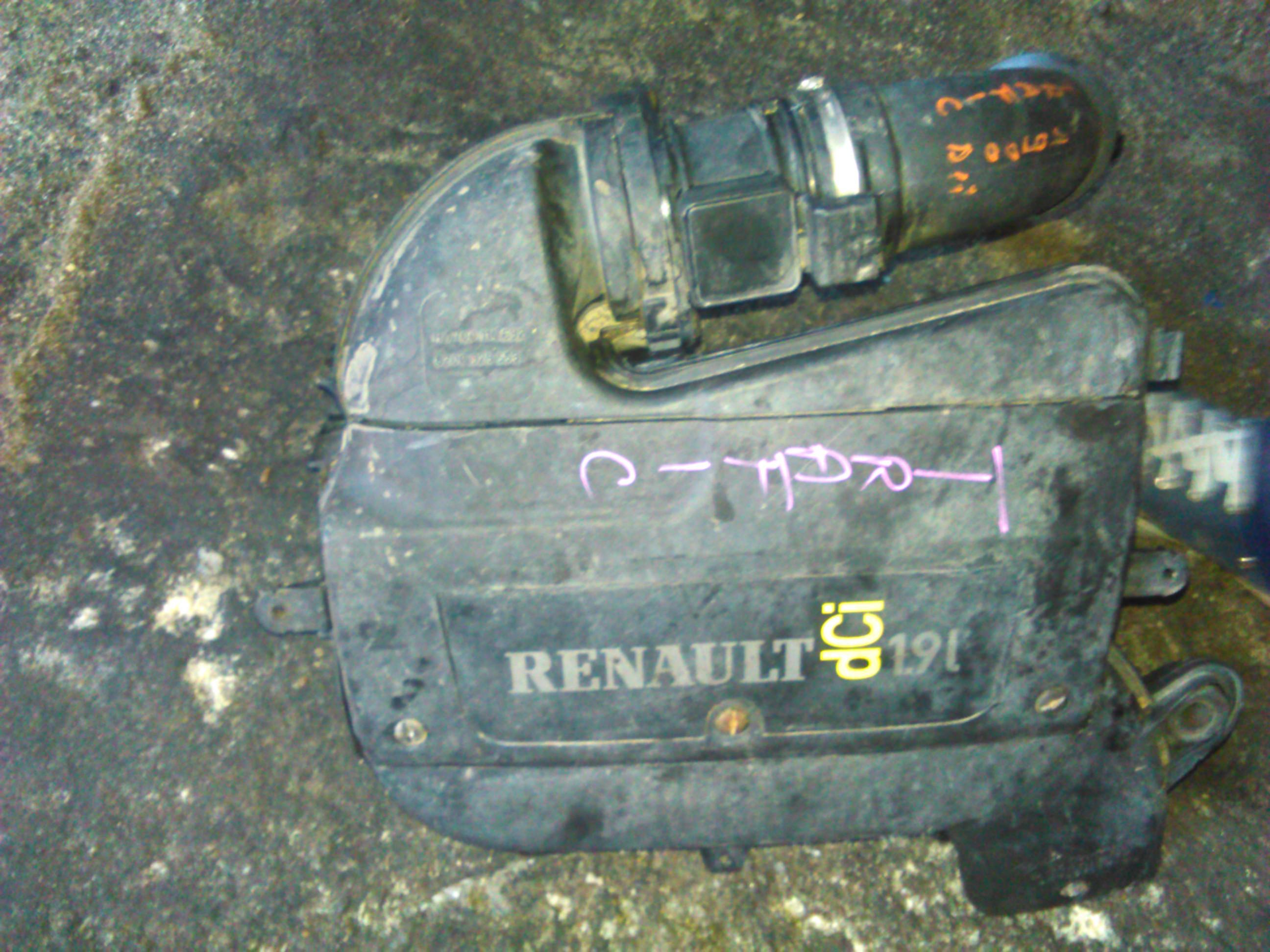 Carcasa filtru aer Renault Trafic 1.9dci, Opel vivaro 1.9dci cod 8200325553