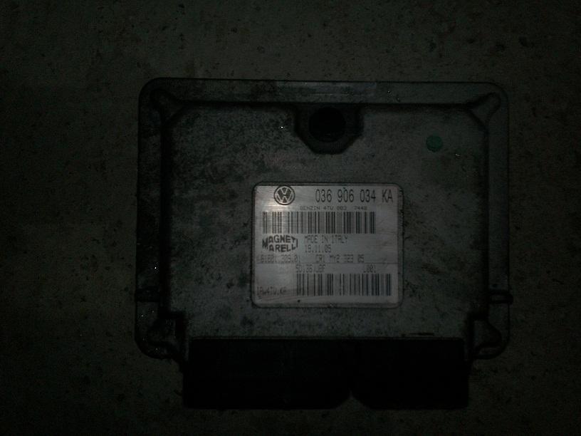 Calculator Volkswagen Polo 9N 036906034KA