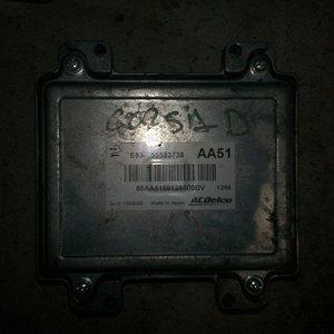 Calculator Opel Corsa D E83 55583738 AA51