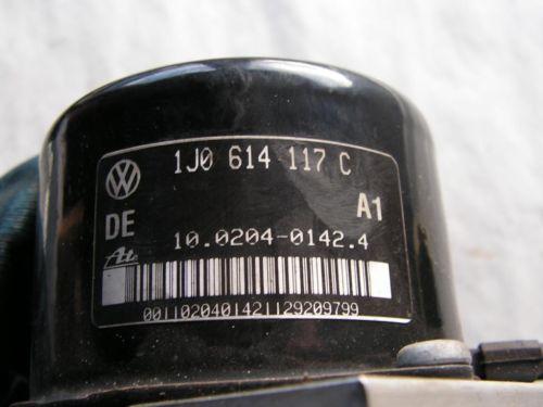 Pompa ABS Volkswagen Skoda 1J0614117C 1J0907379G