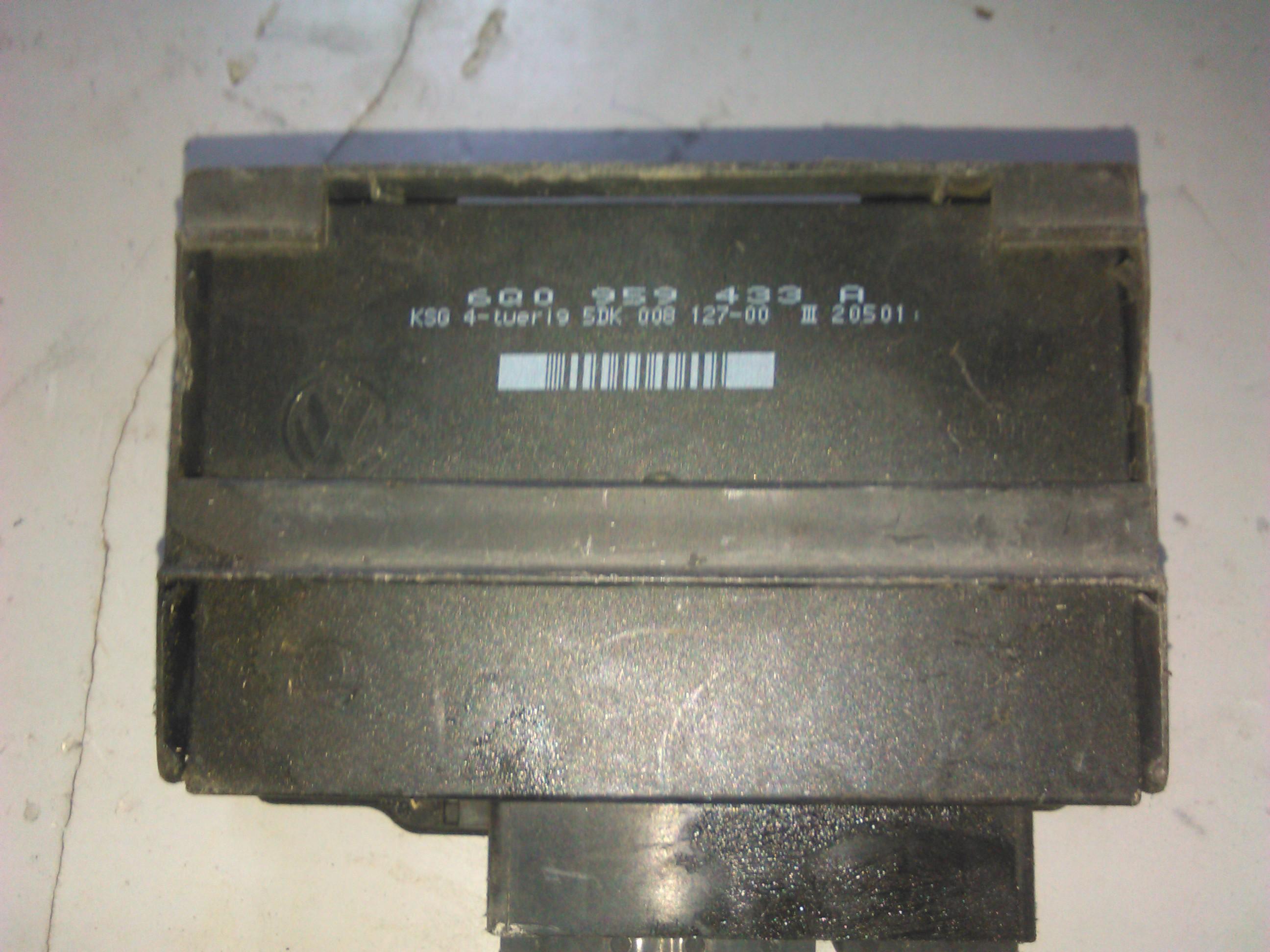 Calculator confort Skoda Fabia, Vw Polo 9N, Seat Ibiza 6q0959433a