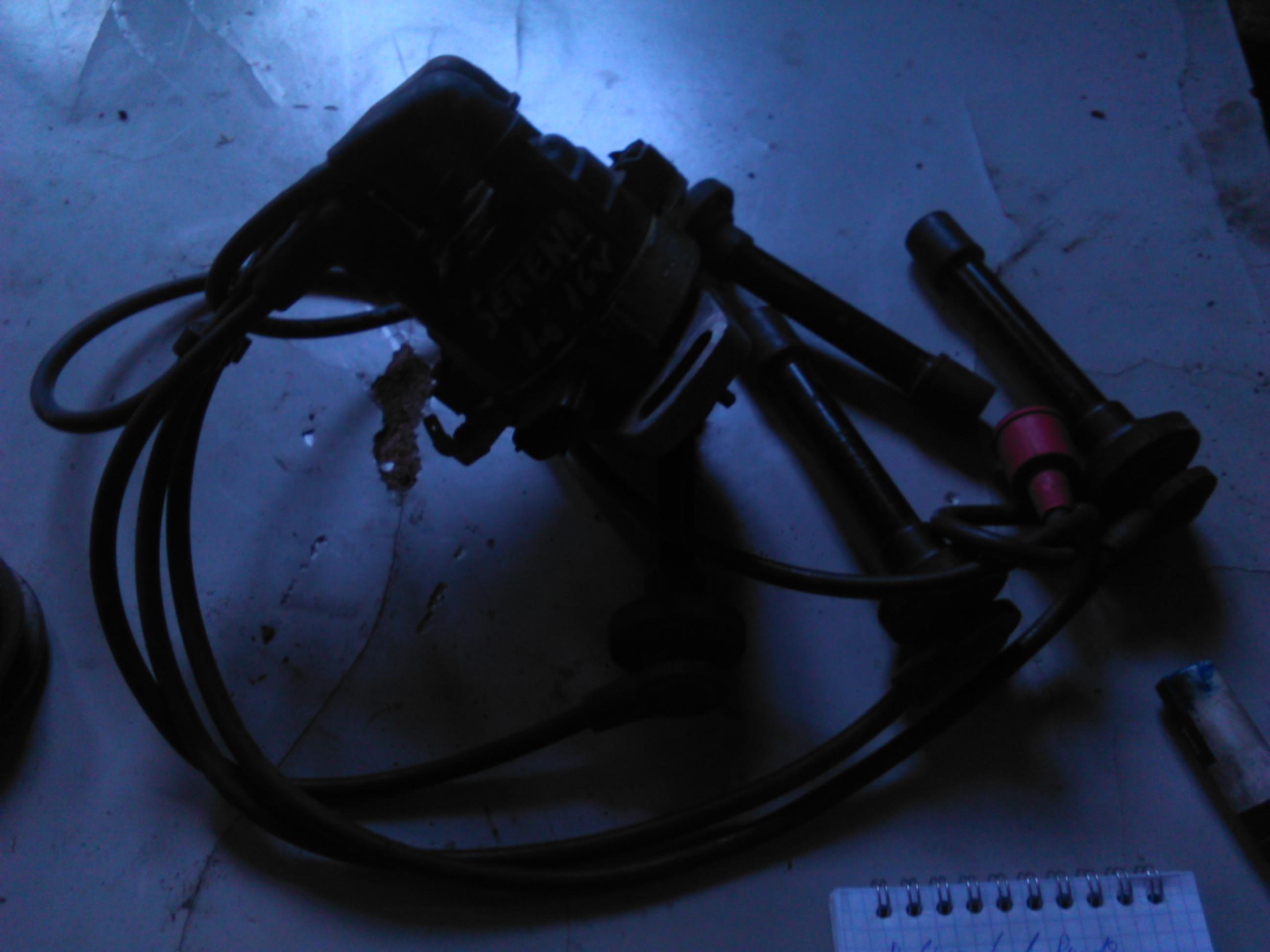 Delcou Nissan Serena 1.6 16v cod 22100-1C710