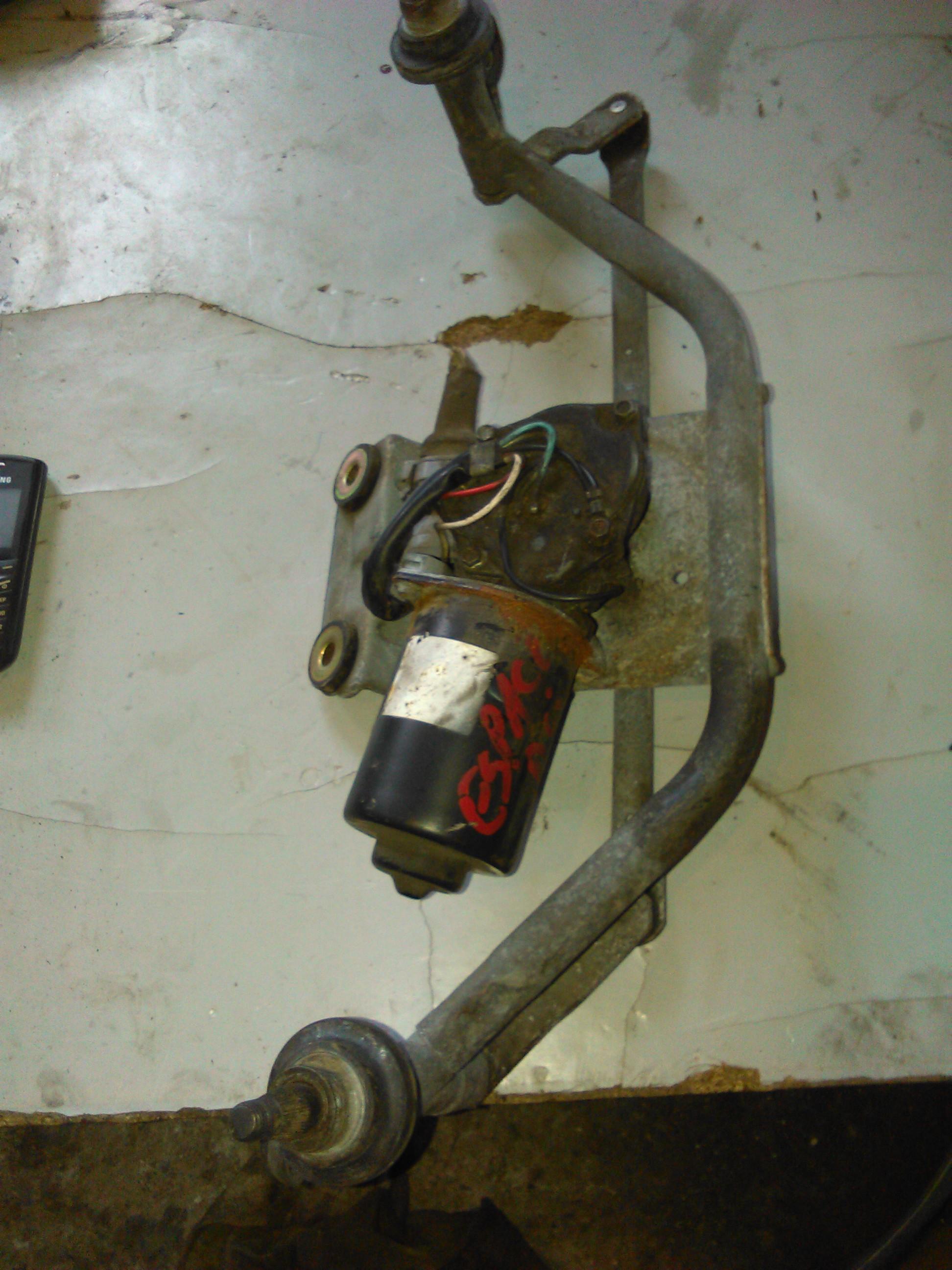 Ansamblu stergatoare Renault Espace 2.2dci