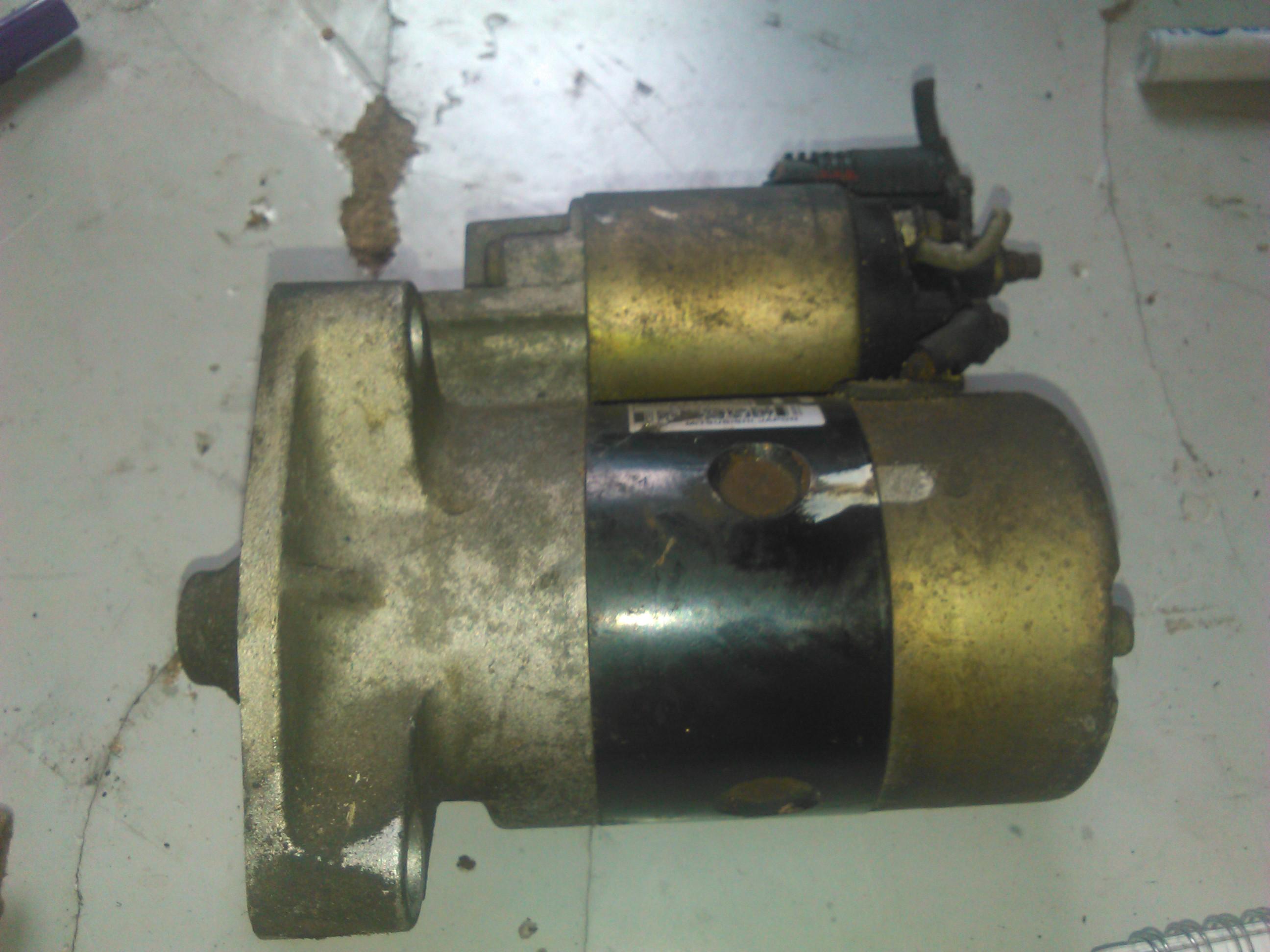 Electromotor Peugeot 106, 206 1.1 cod m002t13081