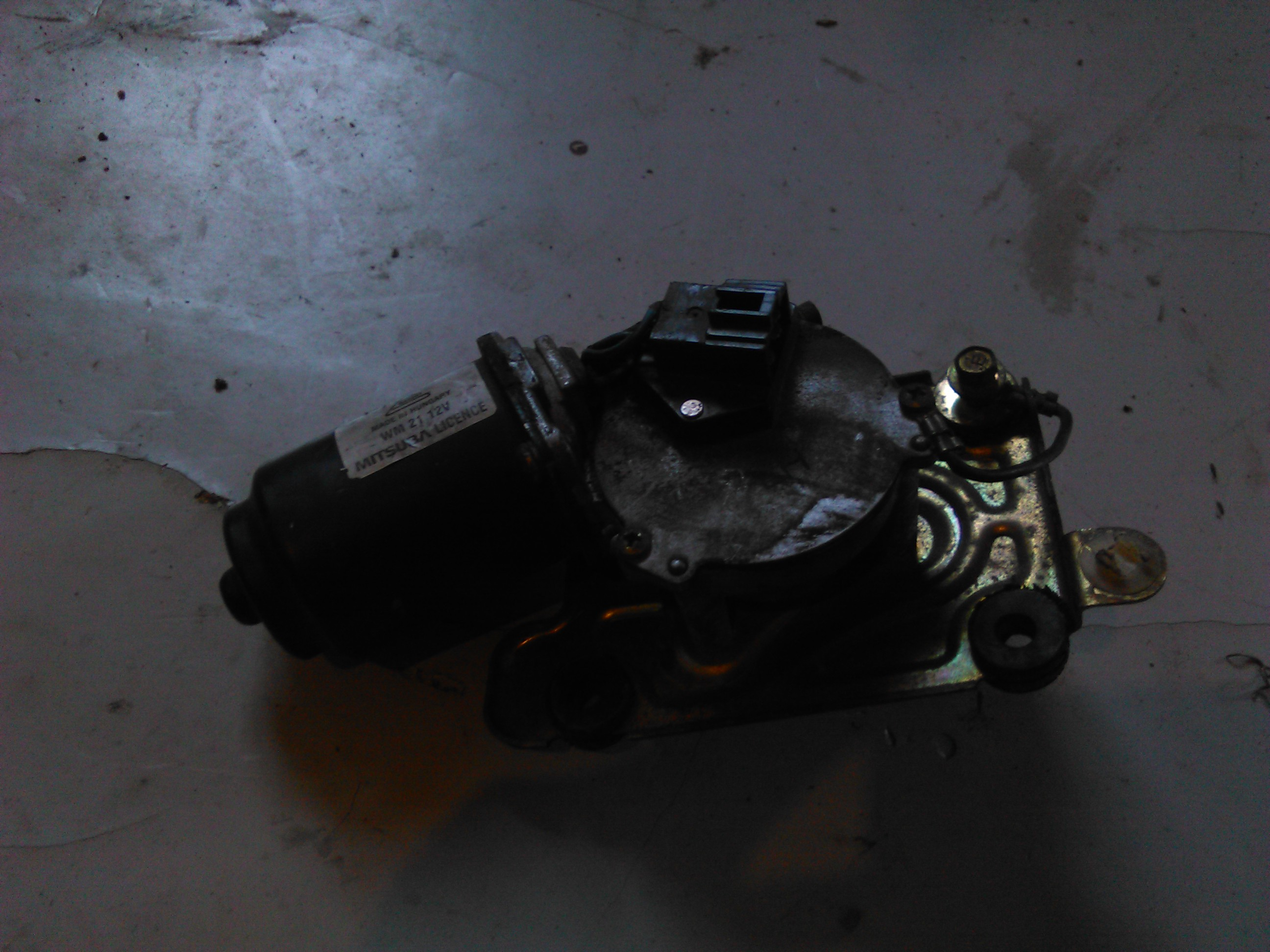 Motoras stergator haion Opel Agila cod mitsuba wm21