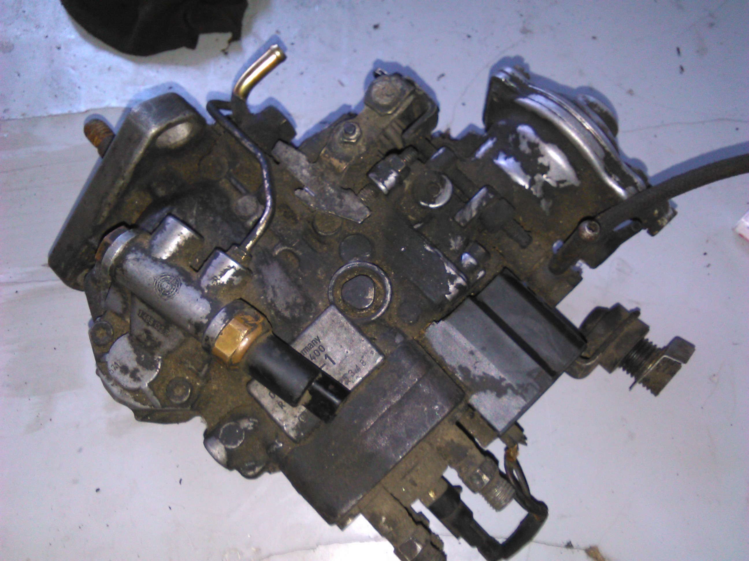 Pompa de injectie Fiat Ducato 1.9td cod 0460494400