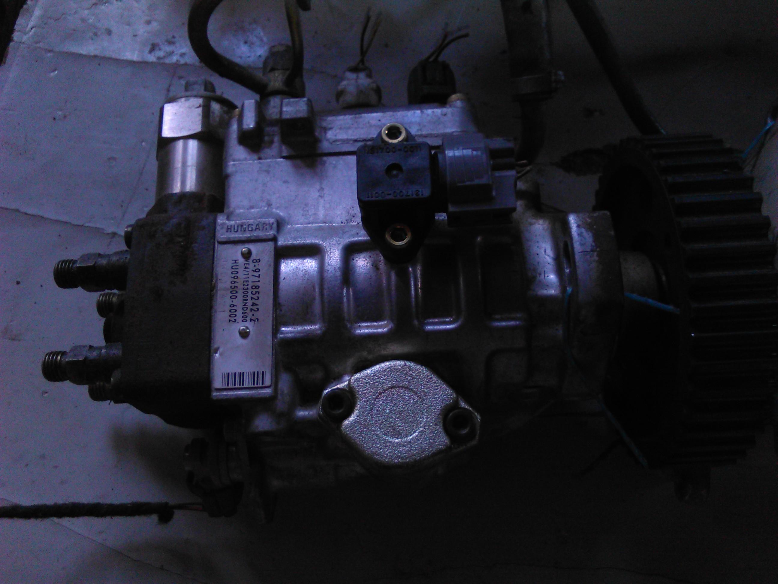Pompa de injectie Opel Astra 1.7dti cod 8-97185242-2