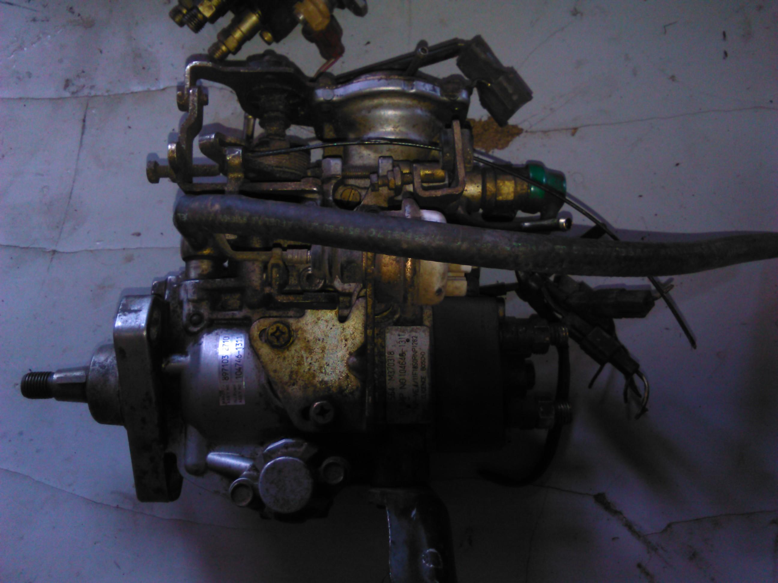 Pompa de injectie Opel Frontera 2.8TD cod 104646-1311