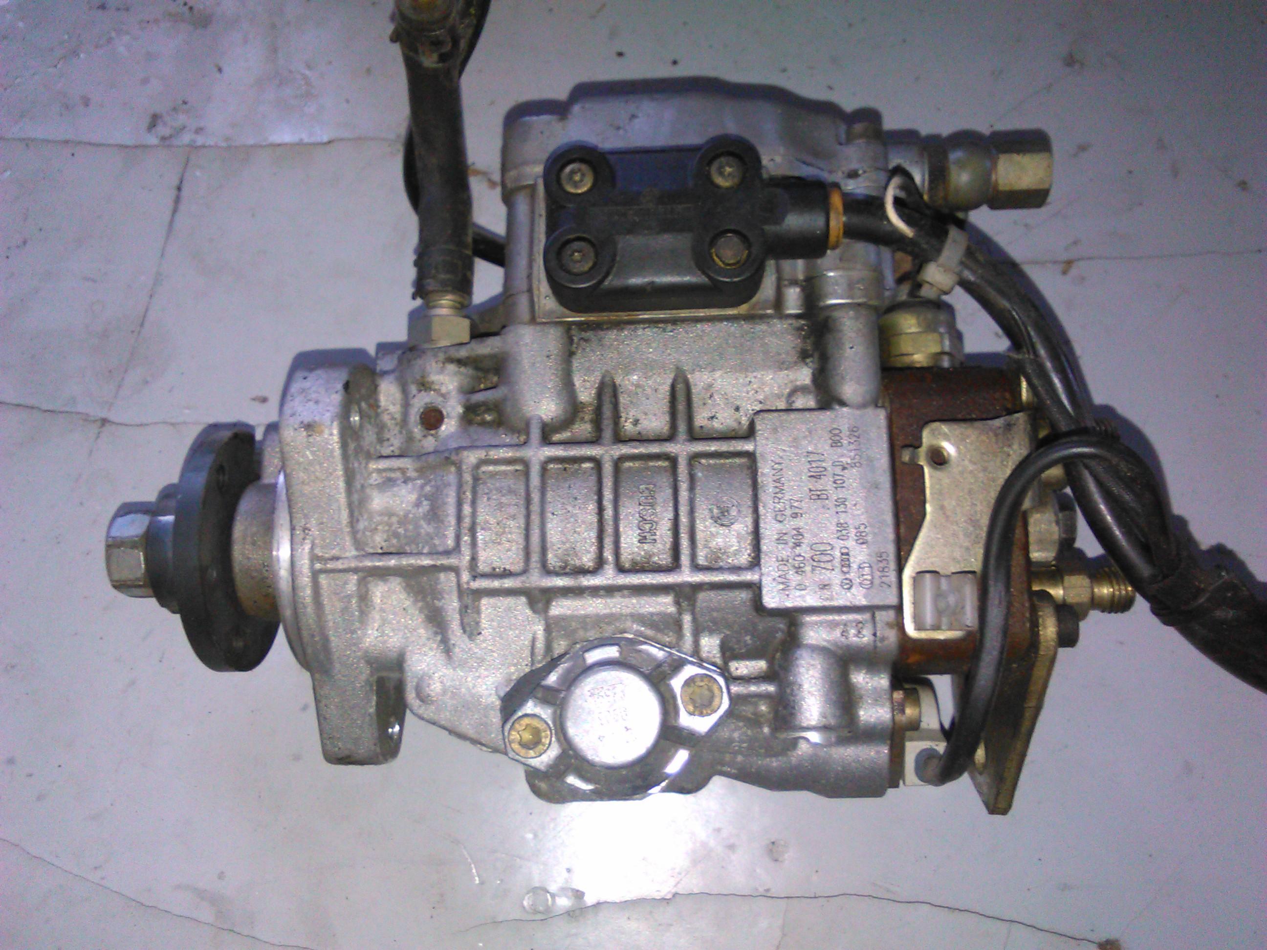 Pompa de injectie Vw Golf IV 1.9tdi motor ALH cod 0460404977