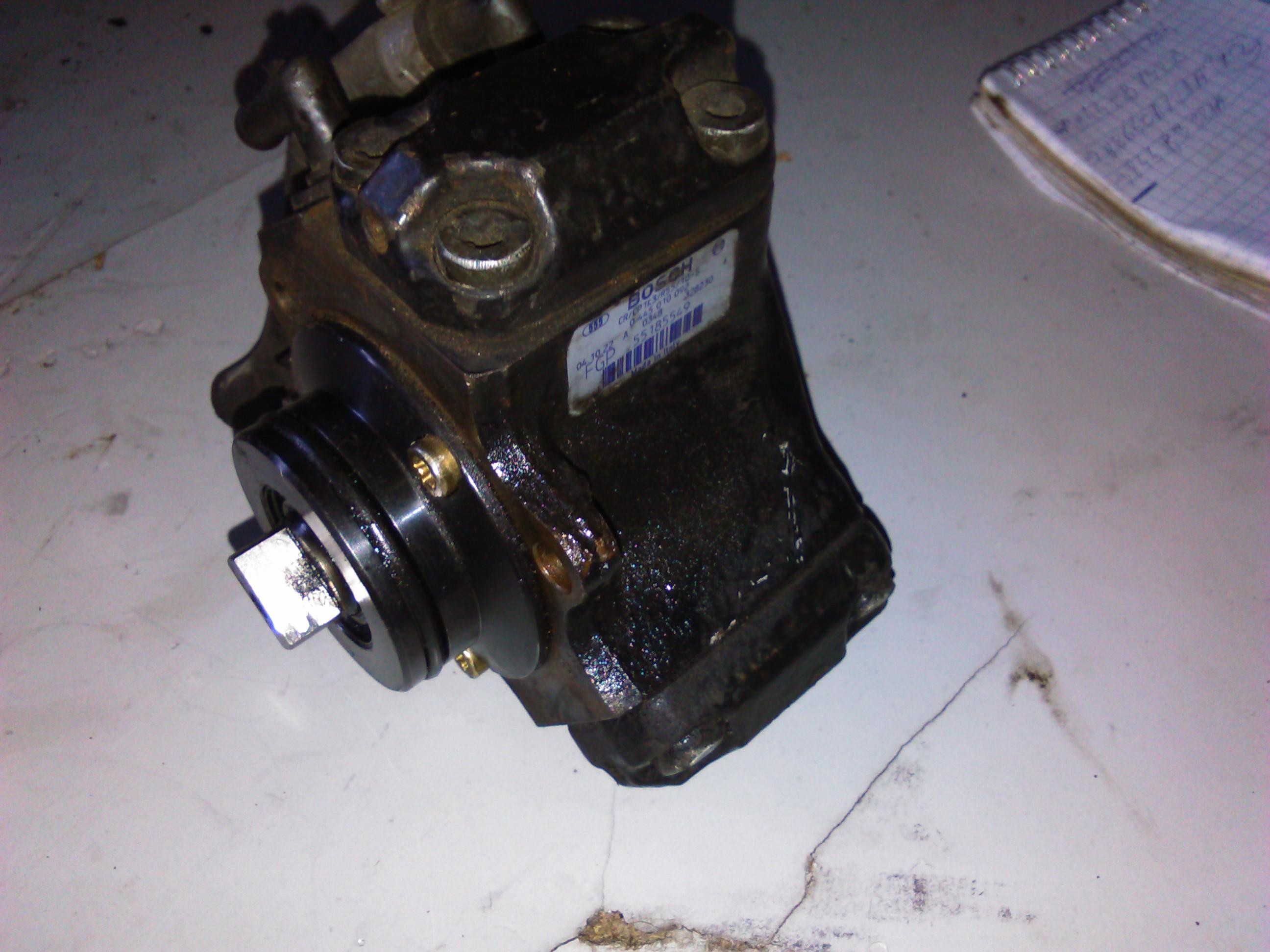 Pompa inalta presiune Opel Corsa C 1.3cdti cod 0445010092