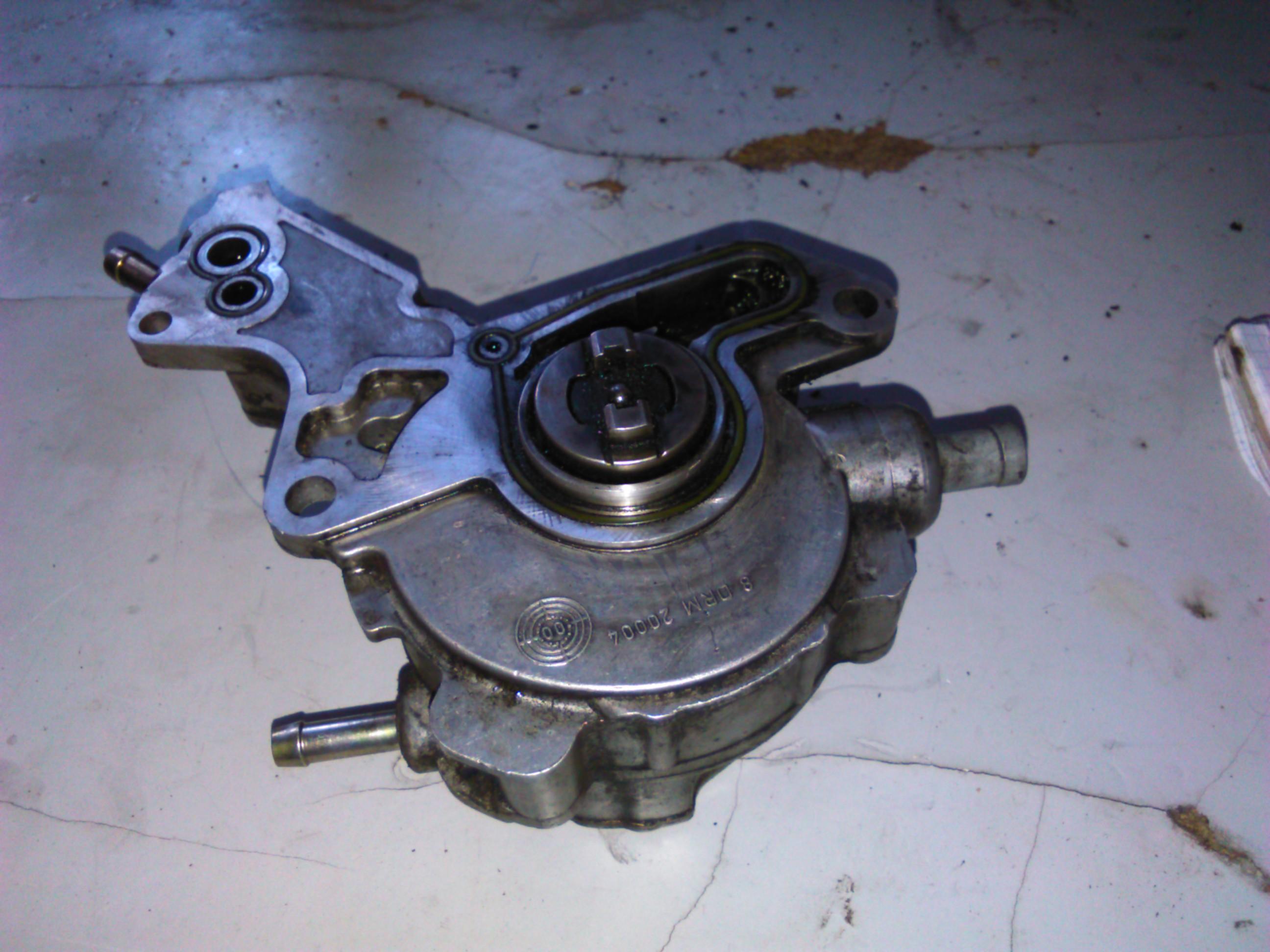 Pompa tandem Vw Bora 1.9tdi cod 038145209a