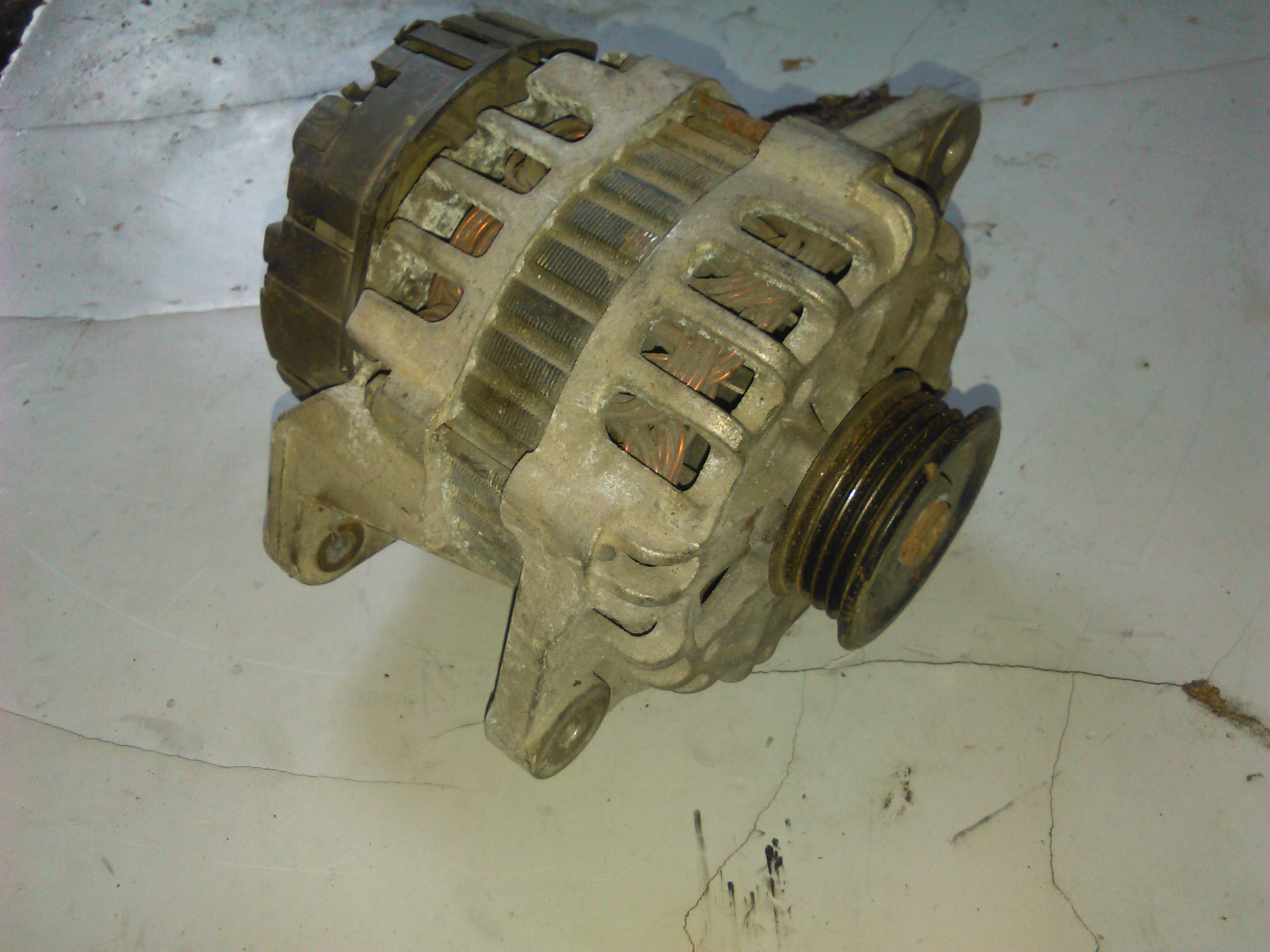 Alternator Chevrolet Kalos 1.2 cod 2655476, 96404263