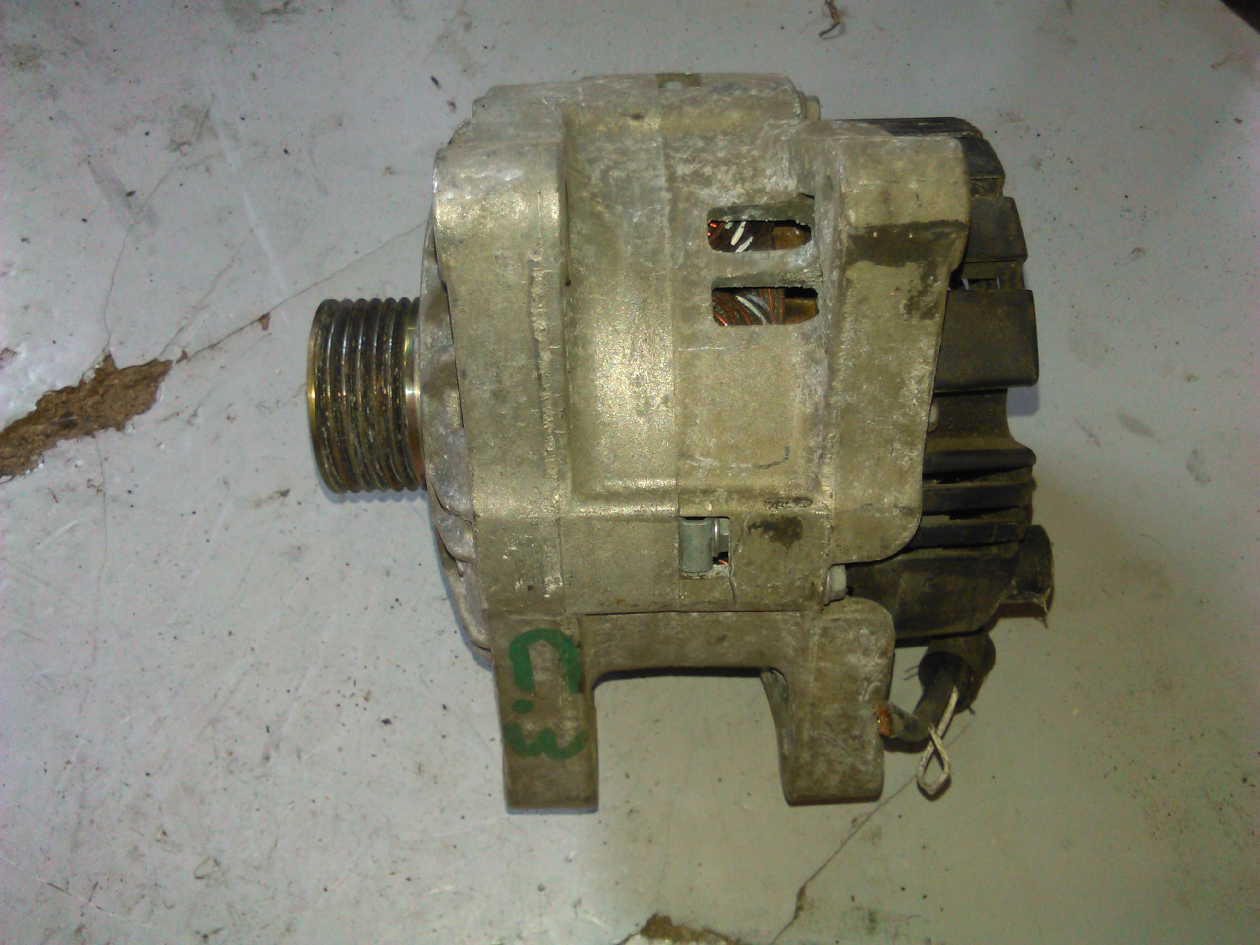 Alternator Citroen C3 1.4 16v, C4 1.4 16v cod 9649611780