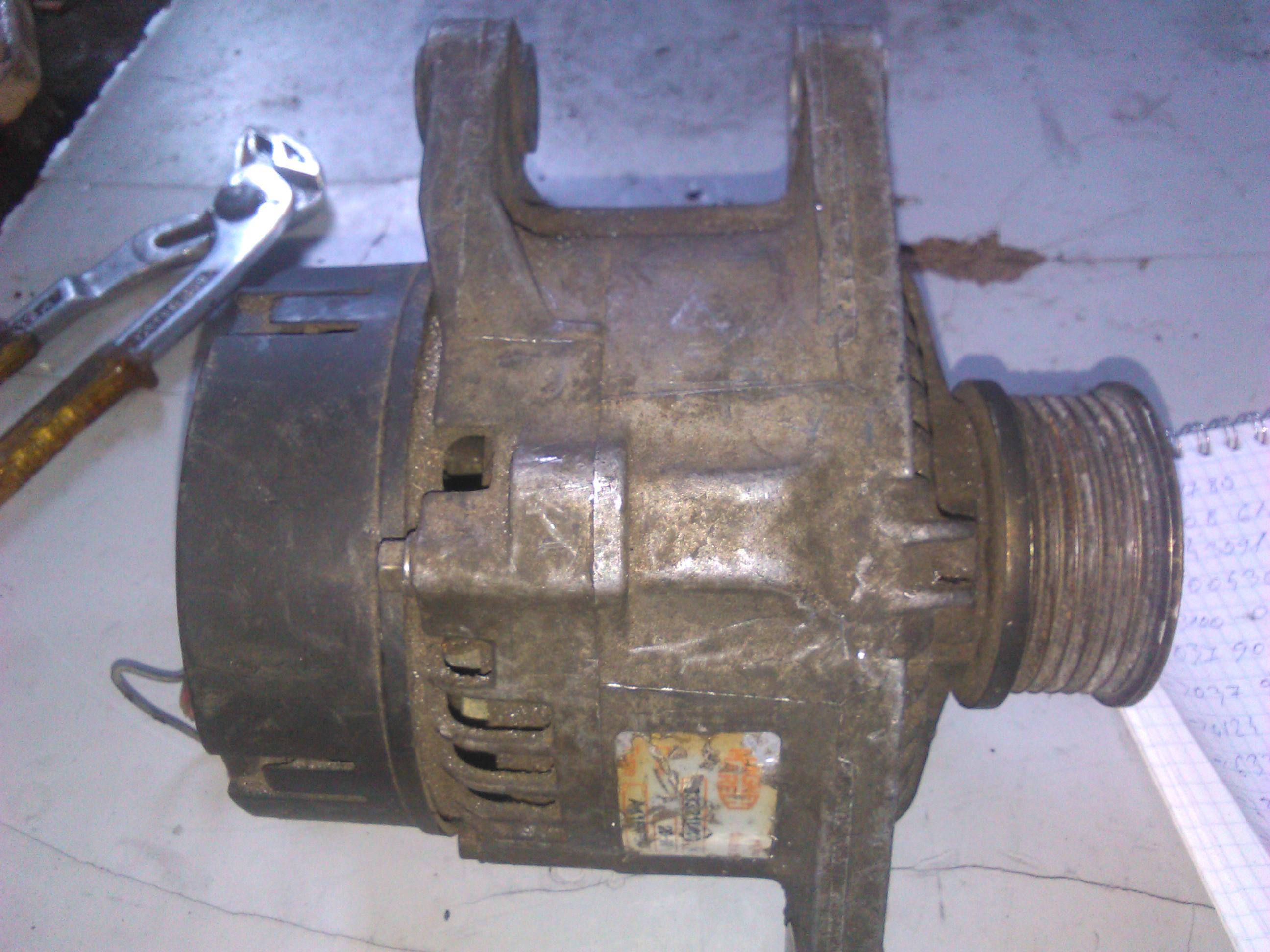 Alternator Fiat Brava cod 63321403