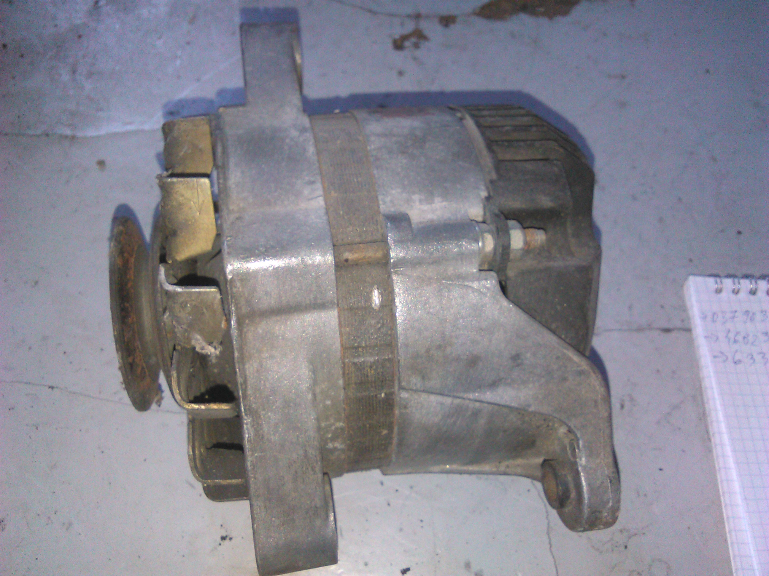 Alternator Fiat Fiorino 1.3, regata 1.3 cod 63320004