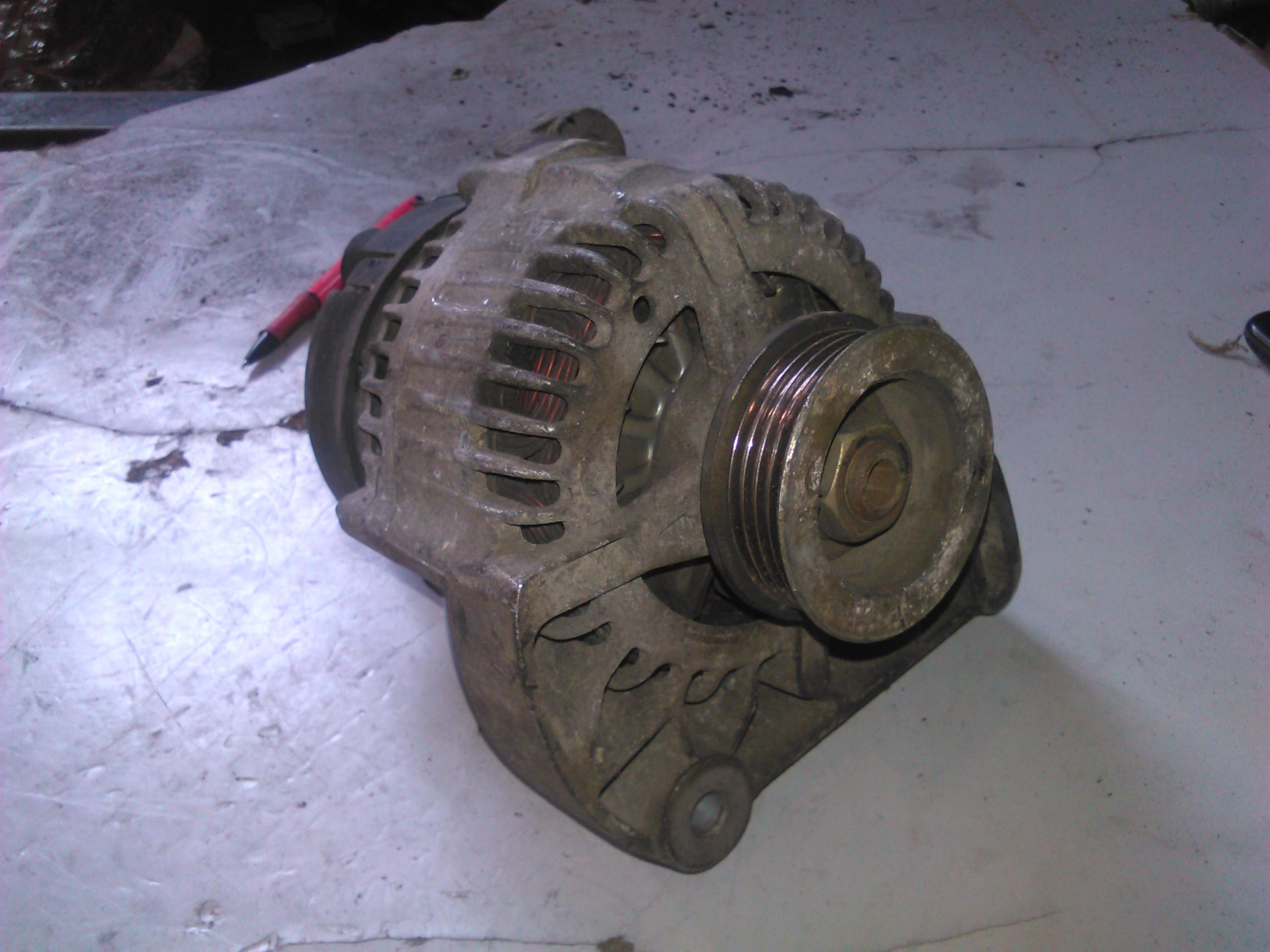 Alternator Fiat Punto 1.1, 1.2 cod 63321600