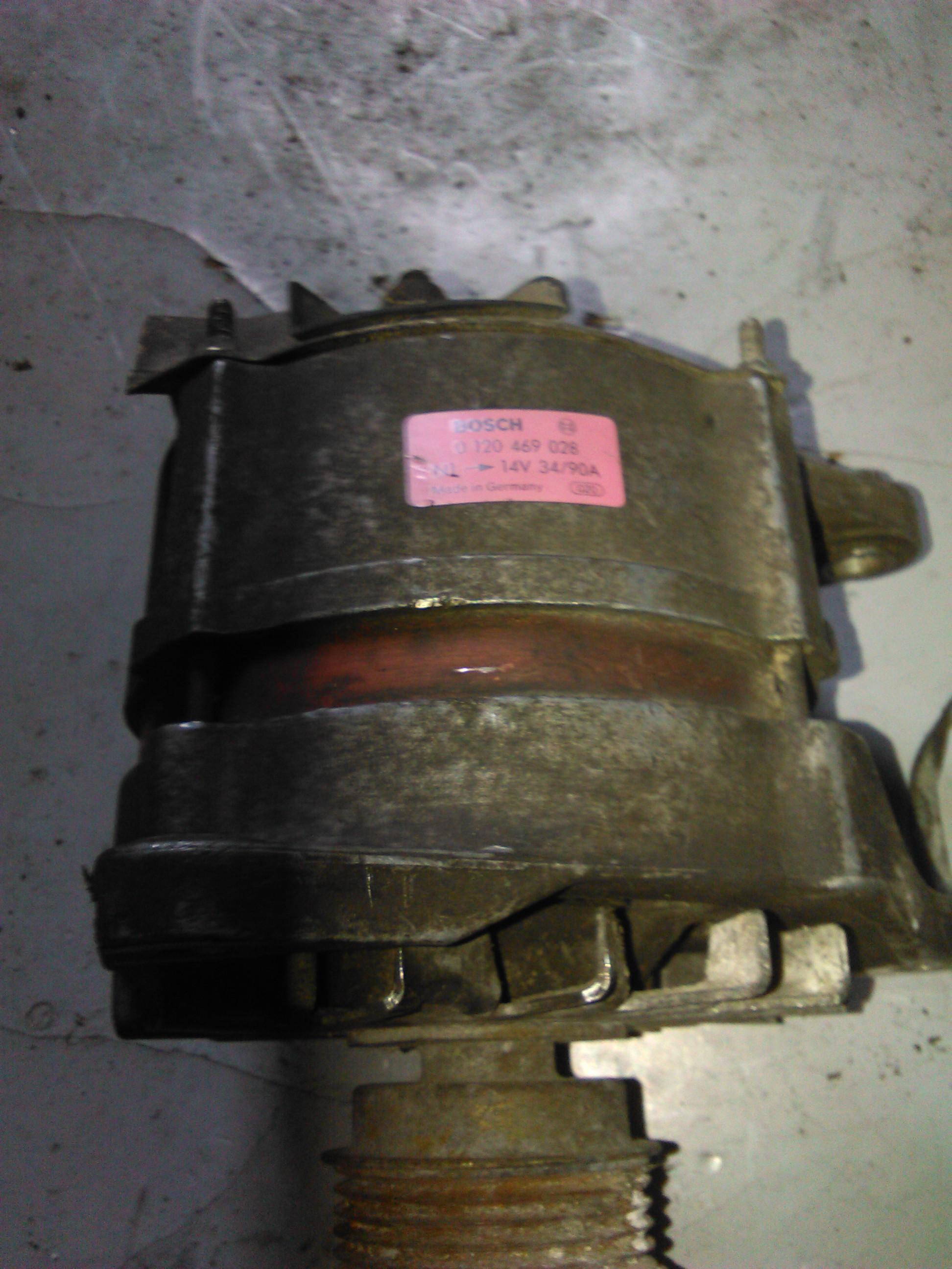 Alternator Fiat Punto 1.4, Tempra 1.4 cod 0120469028
