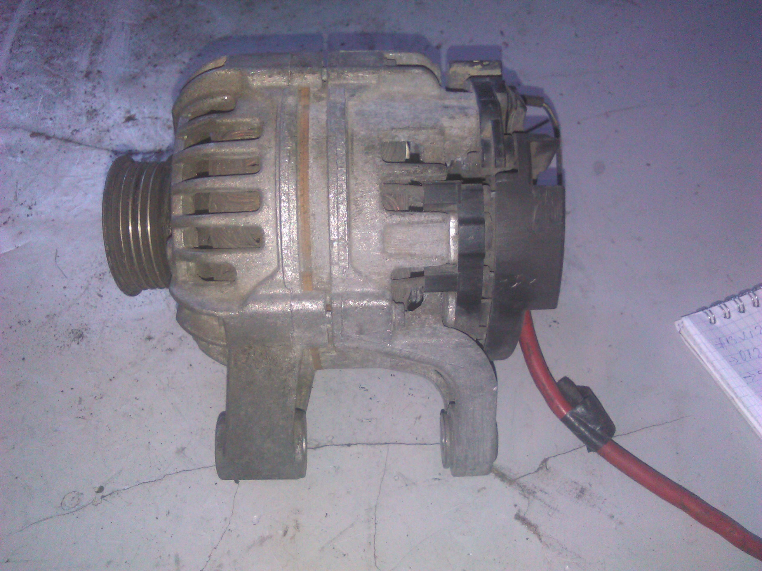 Alternator Opel Agila 1.2 cod 0124225018