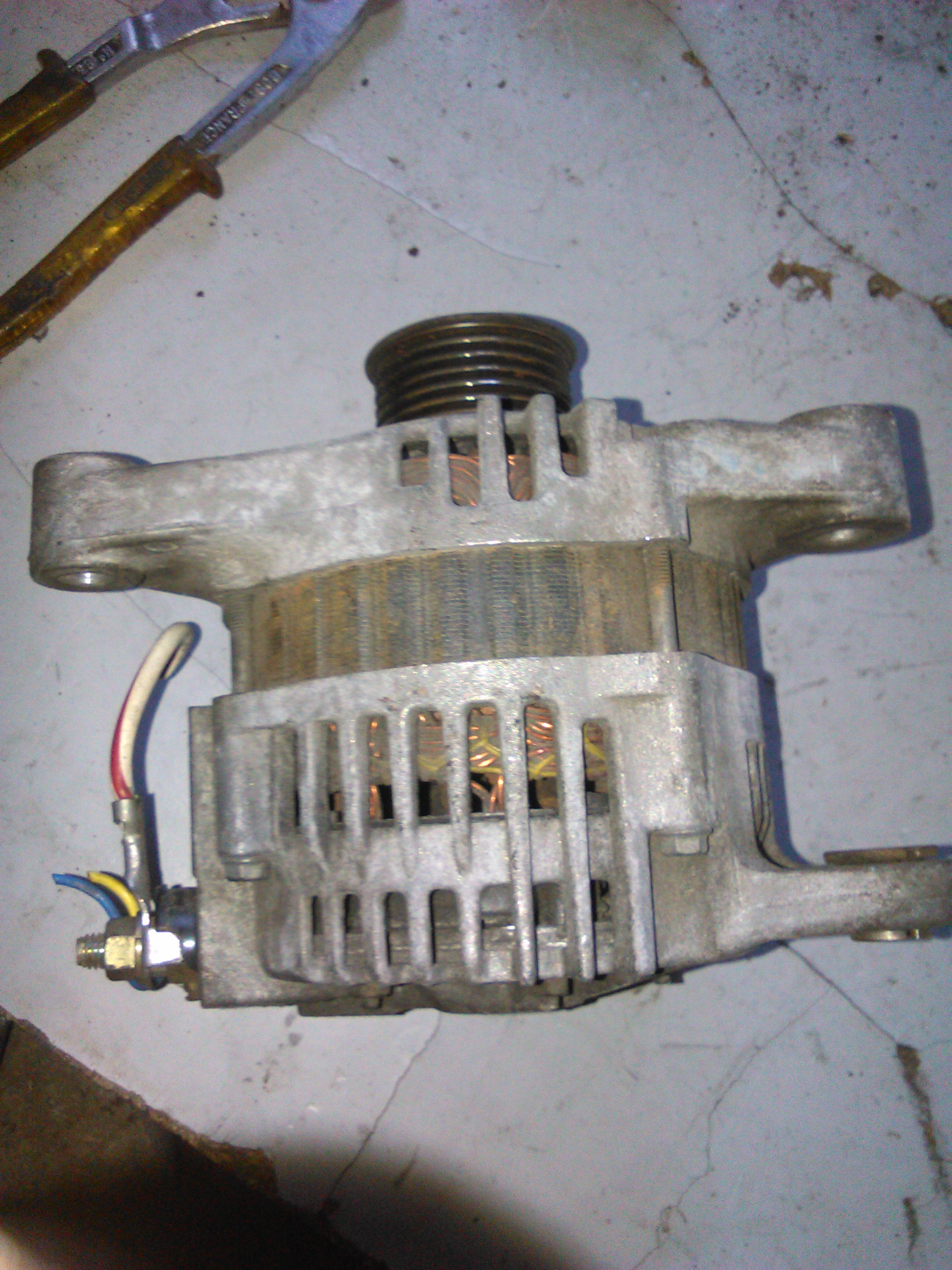 Alternator Nissan Micra 1.0 cod 23100ap000