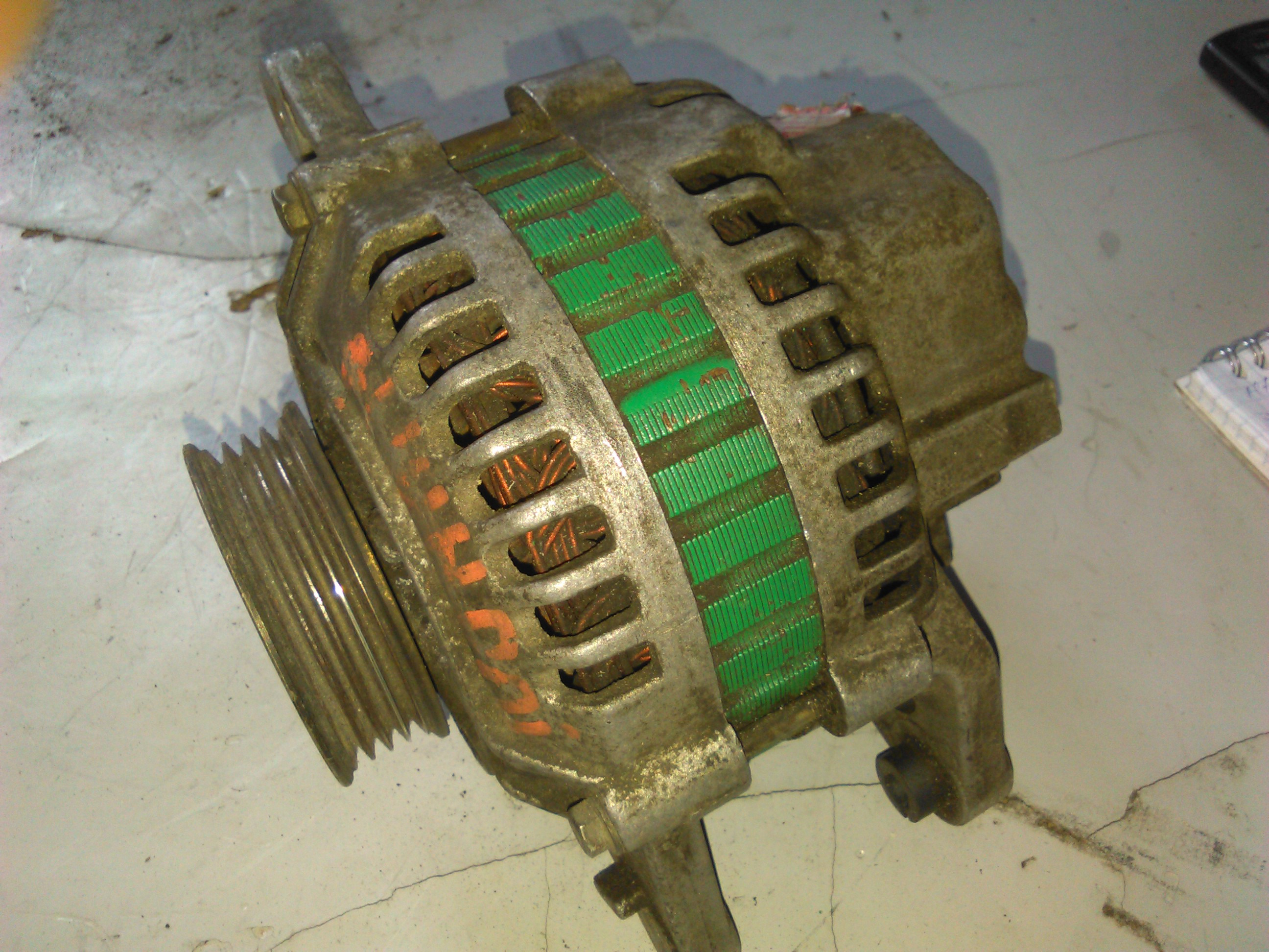 Alternator Mitsubishi Colt 1.3 cod AB175015