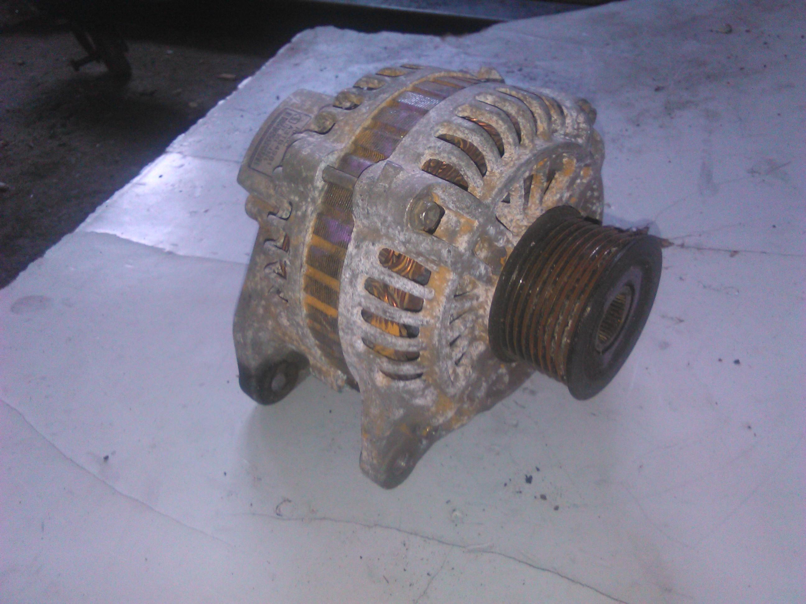 Alternator Mazda  2.0di RF5C cod A3TB4981