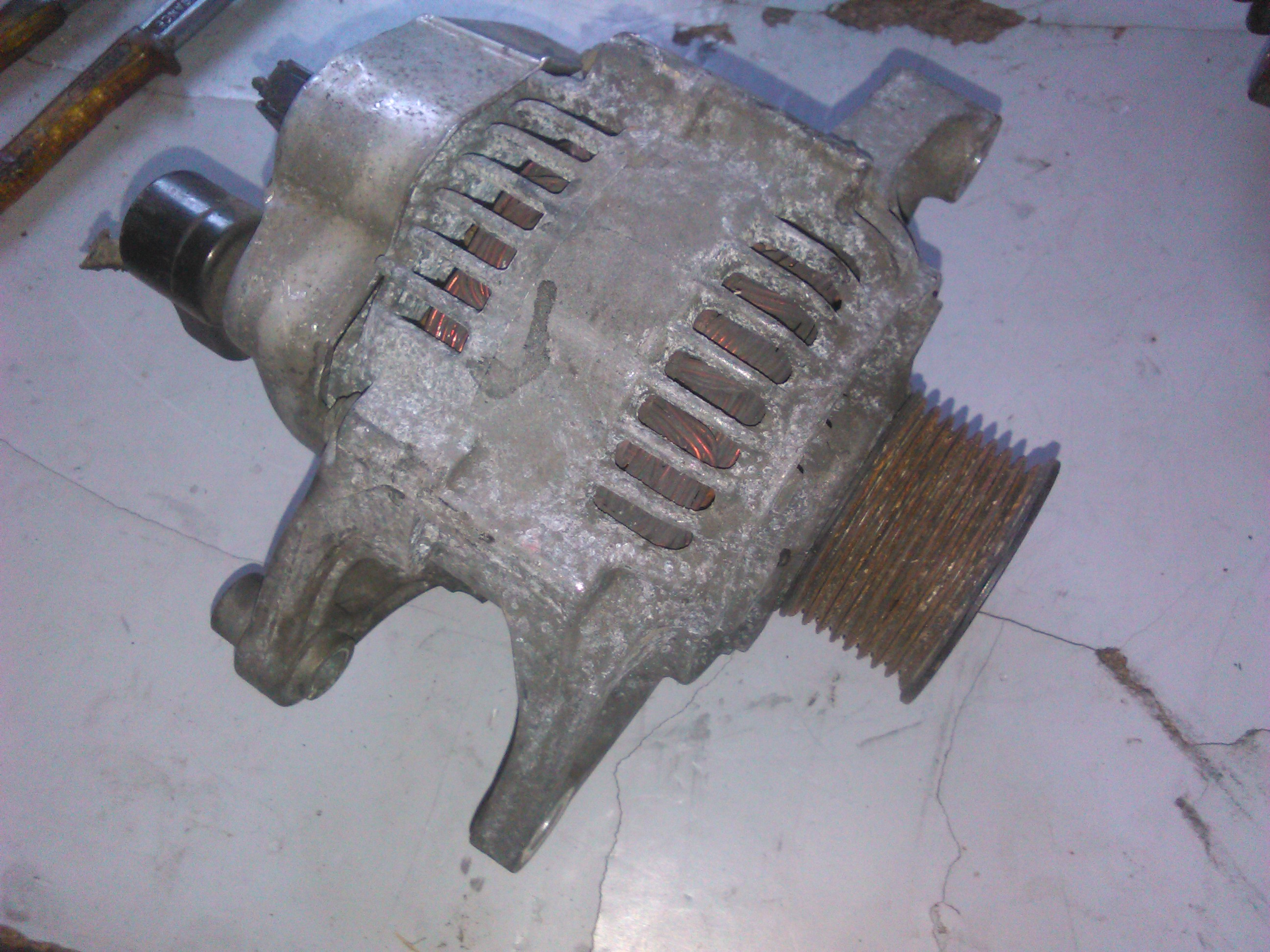 Alternator Jeep Cherokee 2.5CRD cod 38522296F