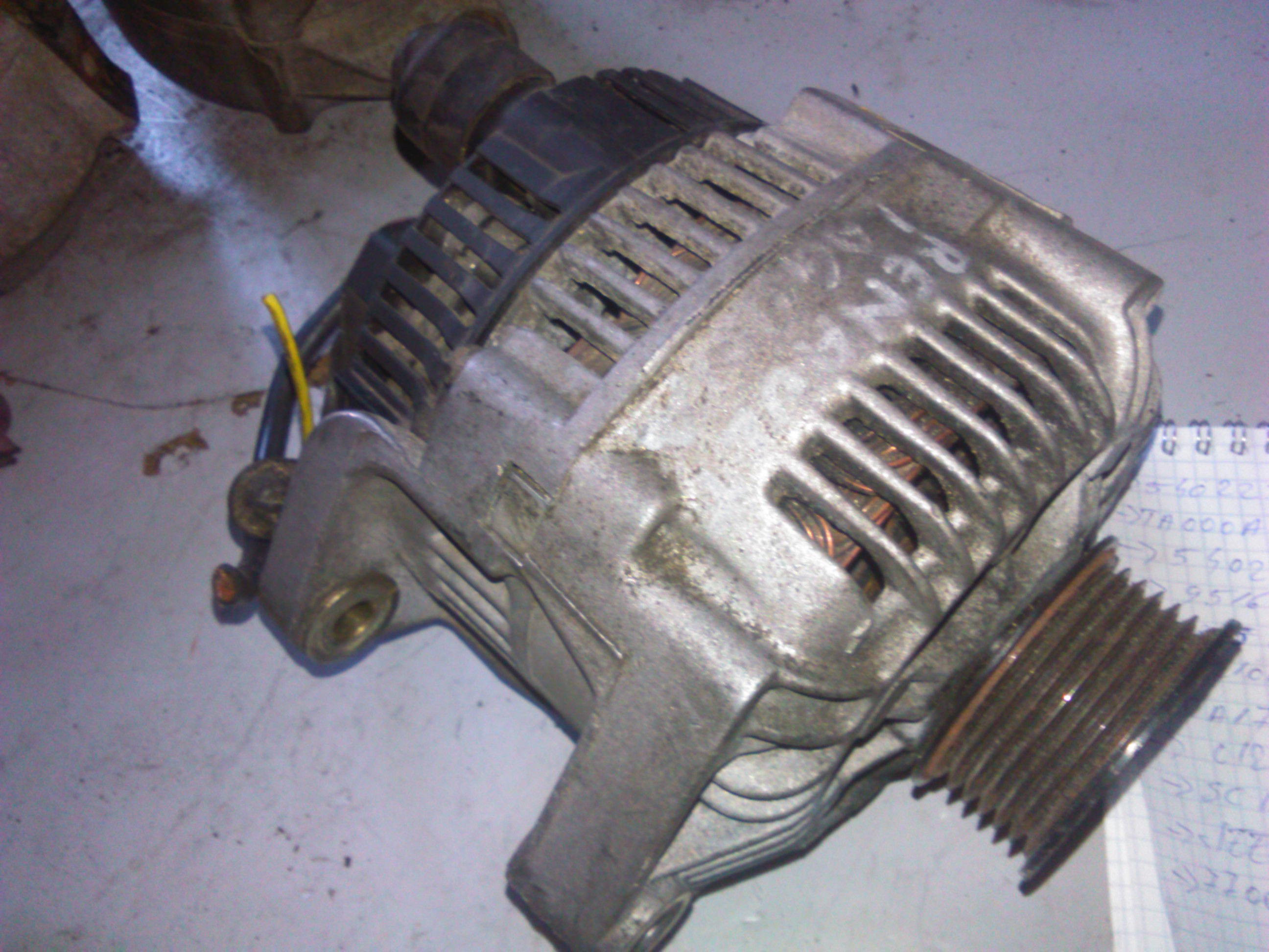 Alternator Renault Laguna 1.8, 2.0 cod 7700857073