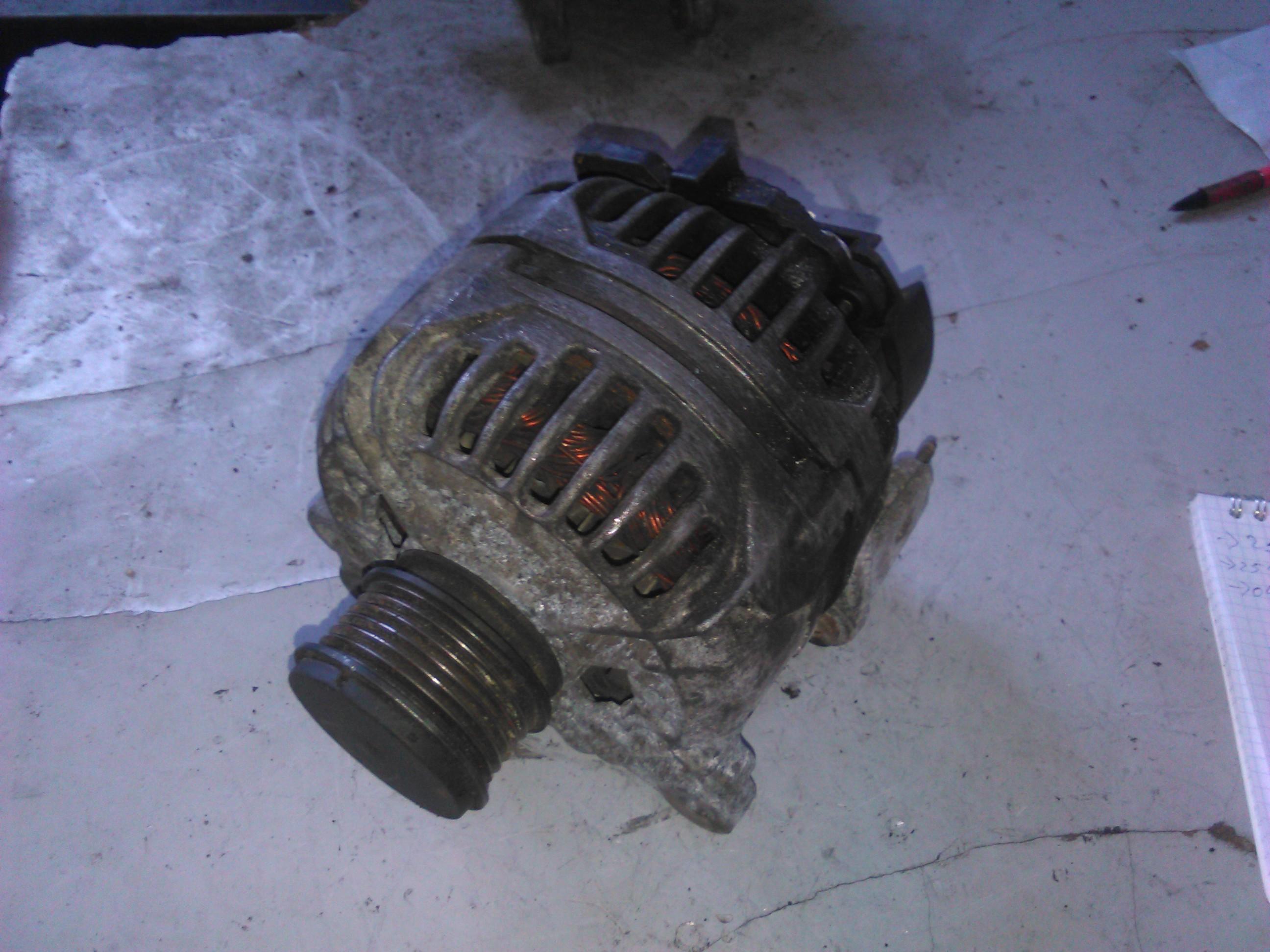 Alternator Skoda Fabia, Vw Polo 1.4tdi AMF cod 045903023A