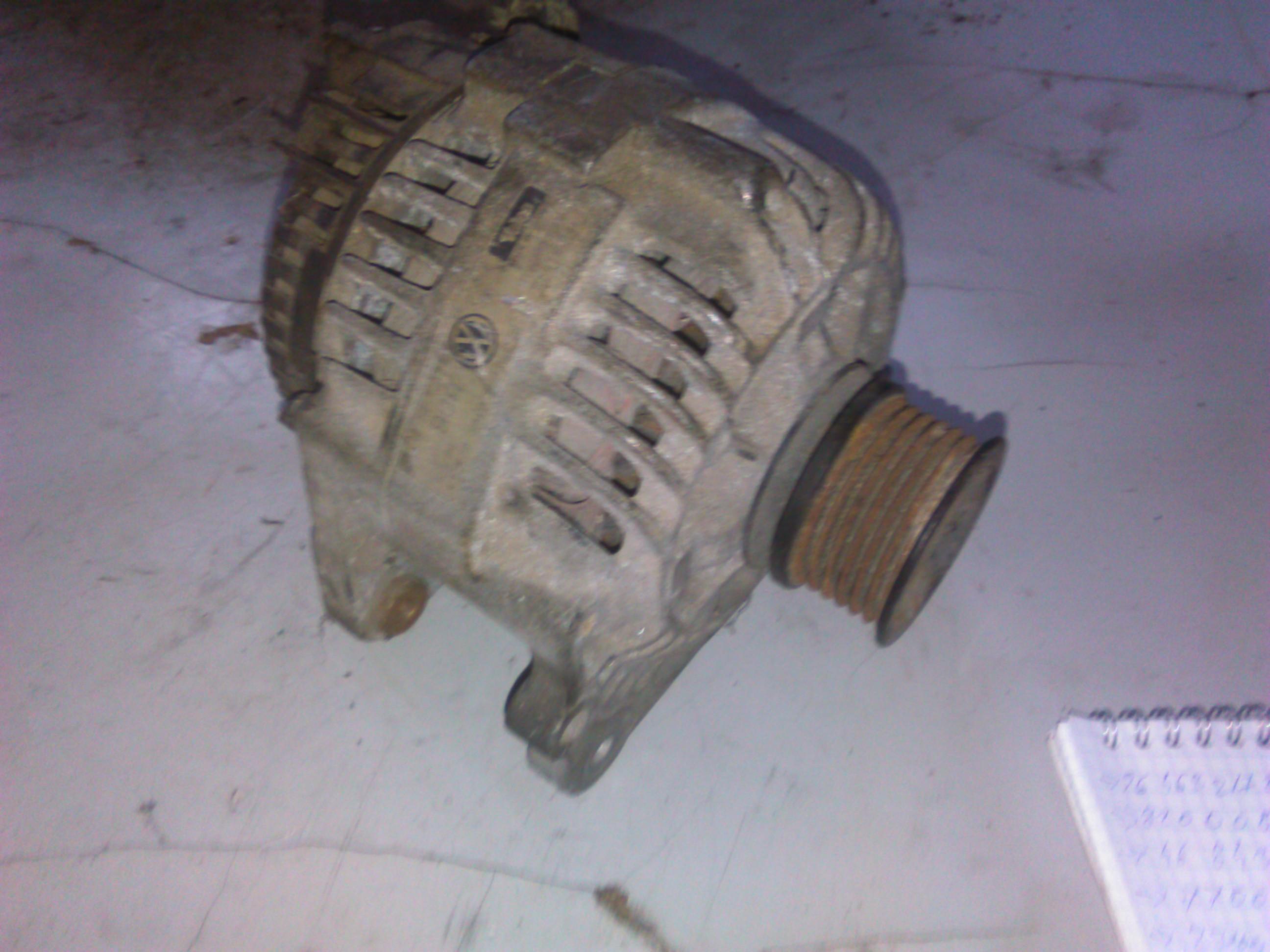 Alternator Vw Passat 1.9d cod 037903023