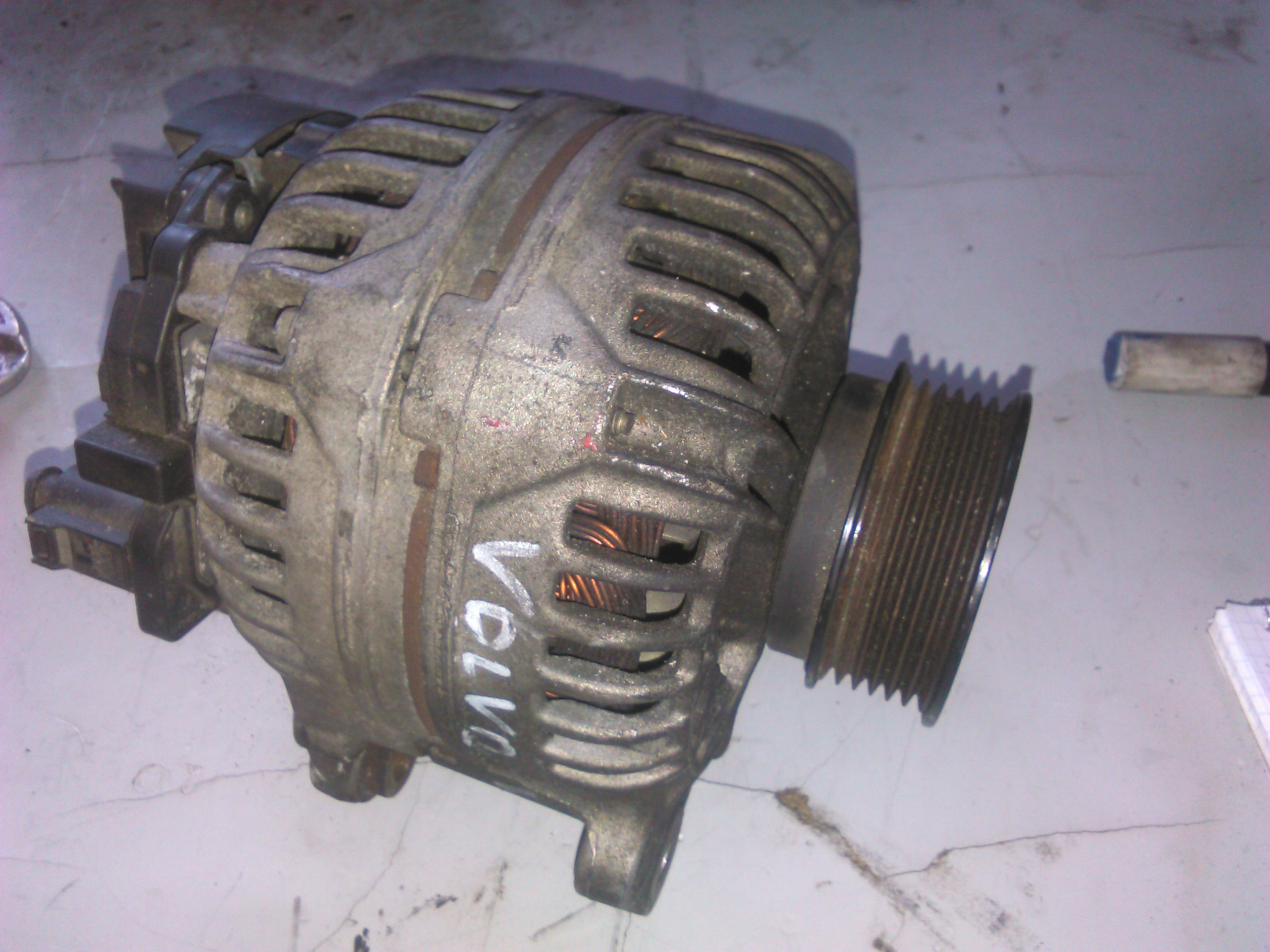 Alternator Vw Transporter IV 2.5tdi cod 0124515021