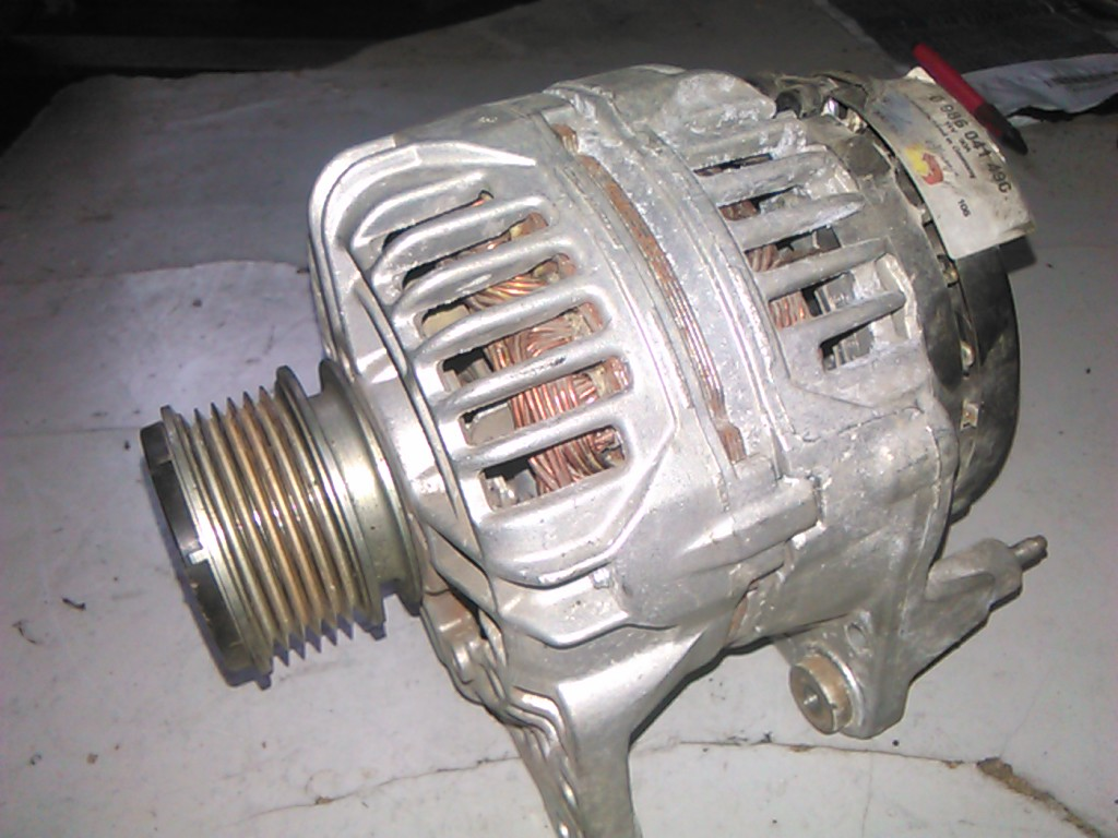 Alternator Audi A3 1.9tdi cod 0986041490