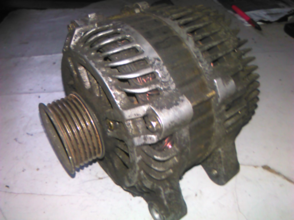 Alternator Fiat, Citroen, peugeot Cod 9639362380, A004TF0091A