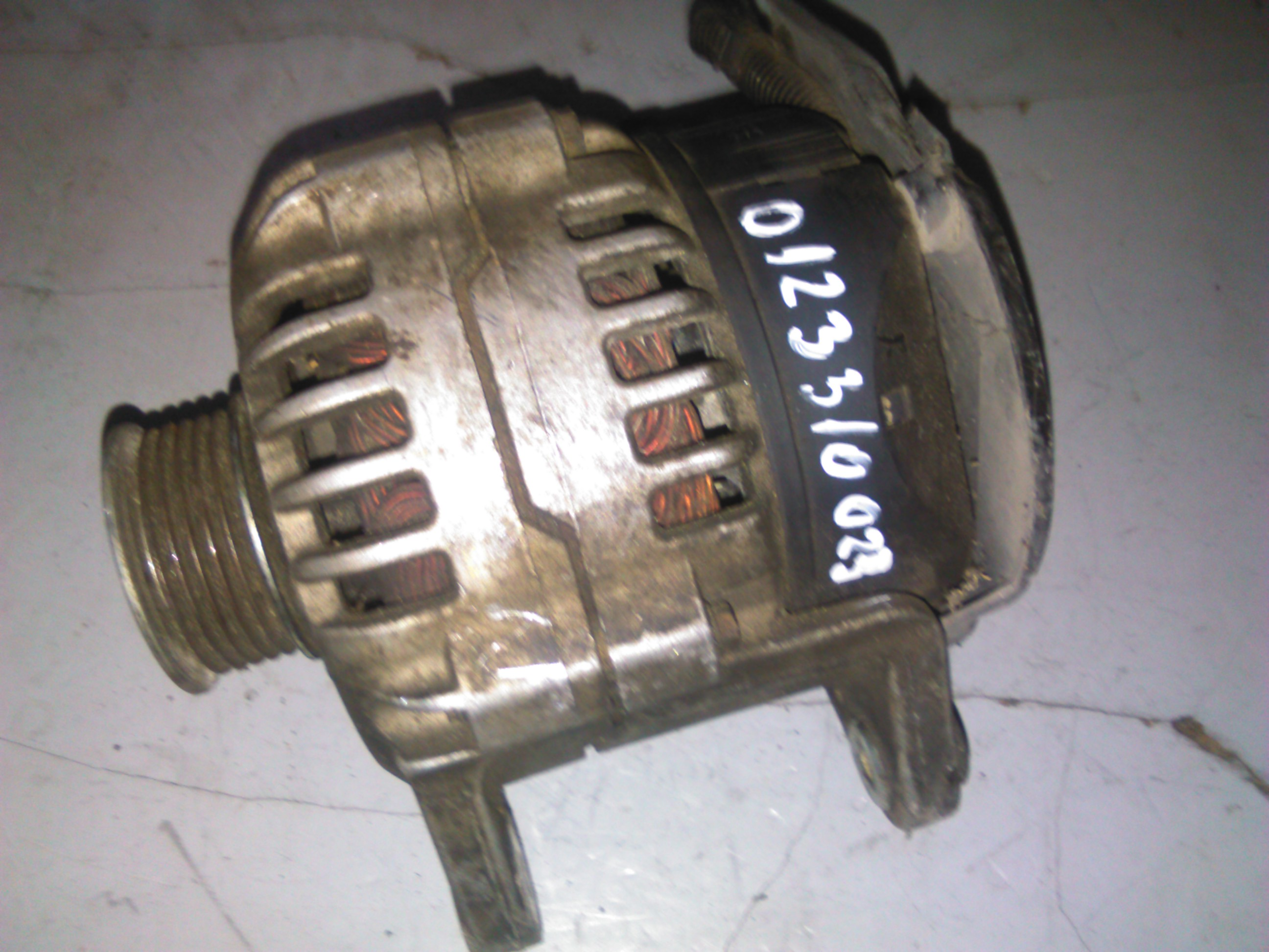 Alternator Ford Fiesta 1.3, Mazda 121 1.3 cod 0123310023