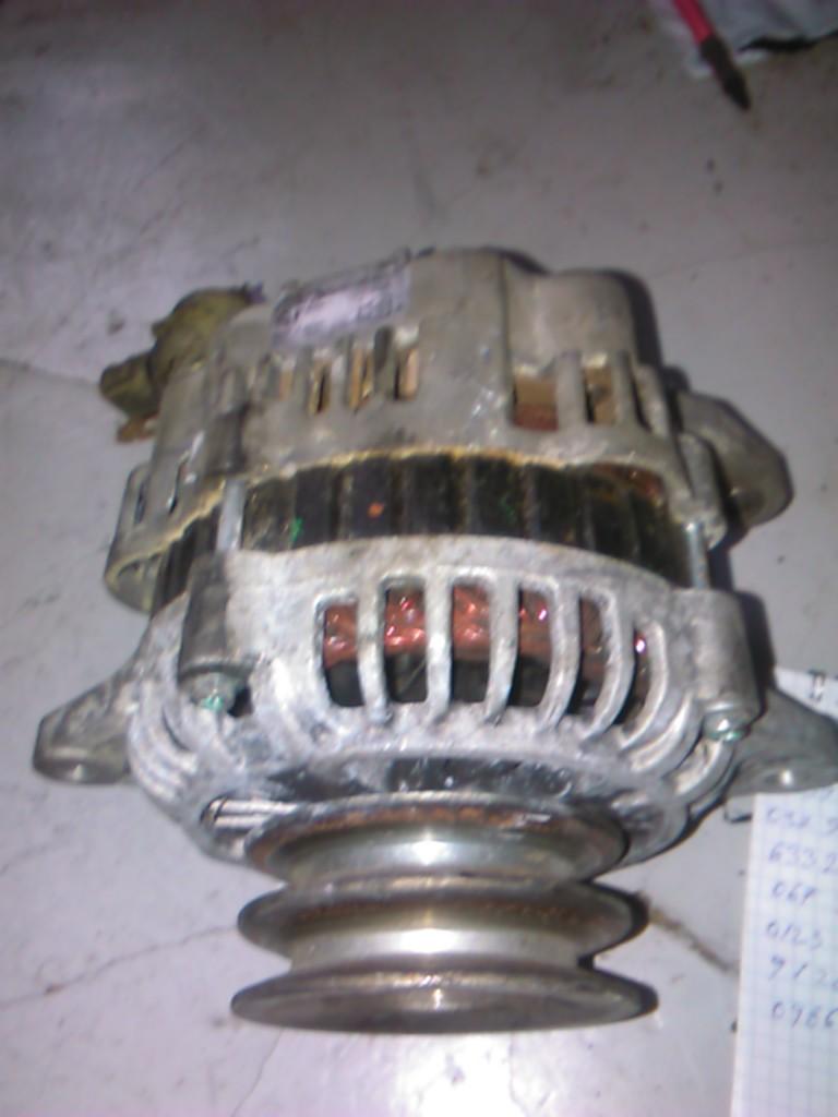 Alternator Mazda 323 F 2.0TD, Mazda 626 2.0td cod 0986-045-521